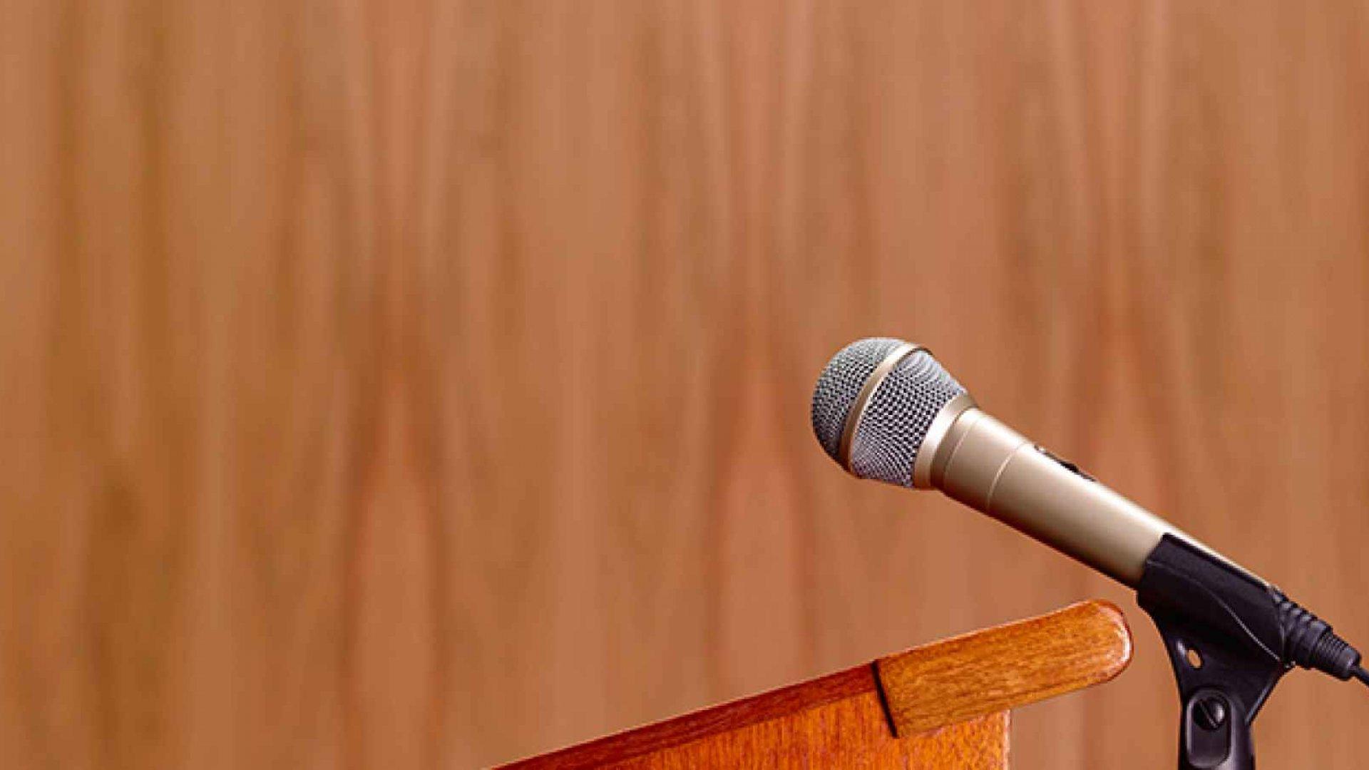 10 Tips on Giving a Killer Presentation