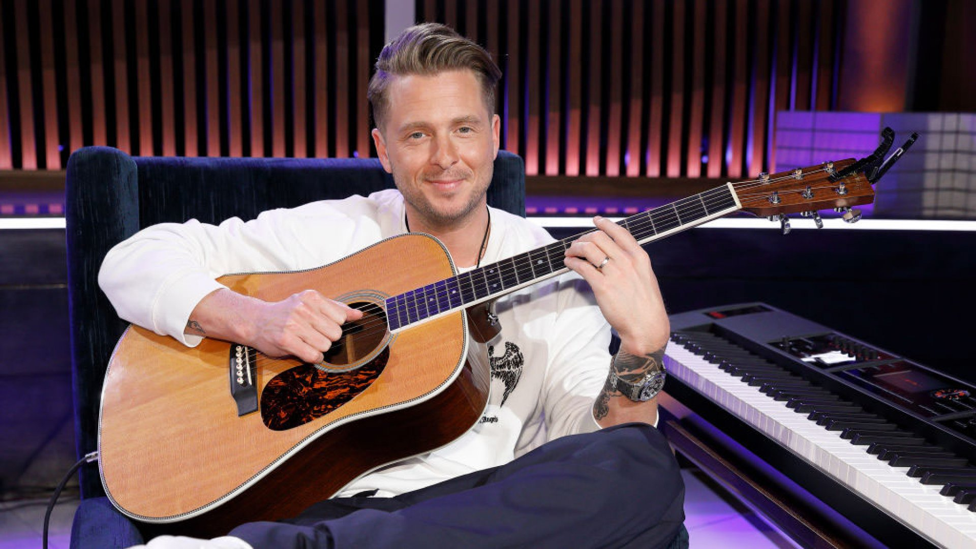 5 Things I Learned From Ryan Tedder