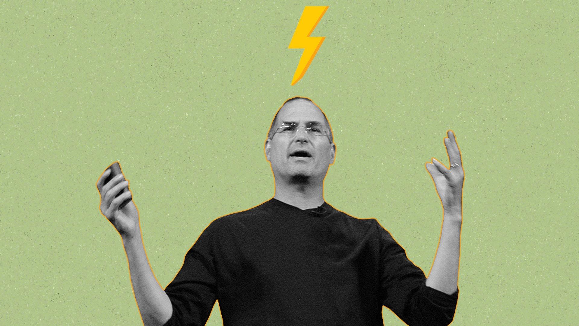 Neuroscience Reveals How Steve Jobs Made Better Decisions, Faster