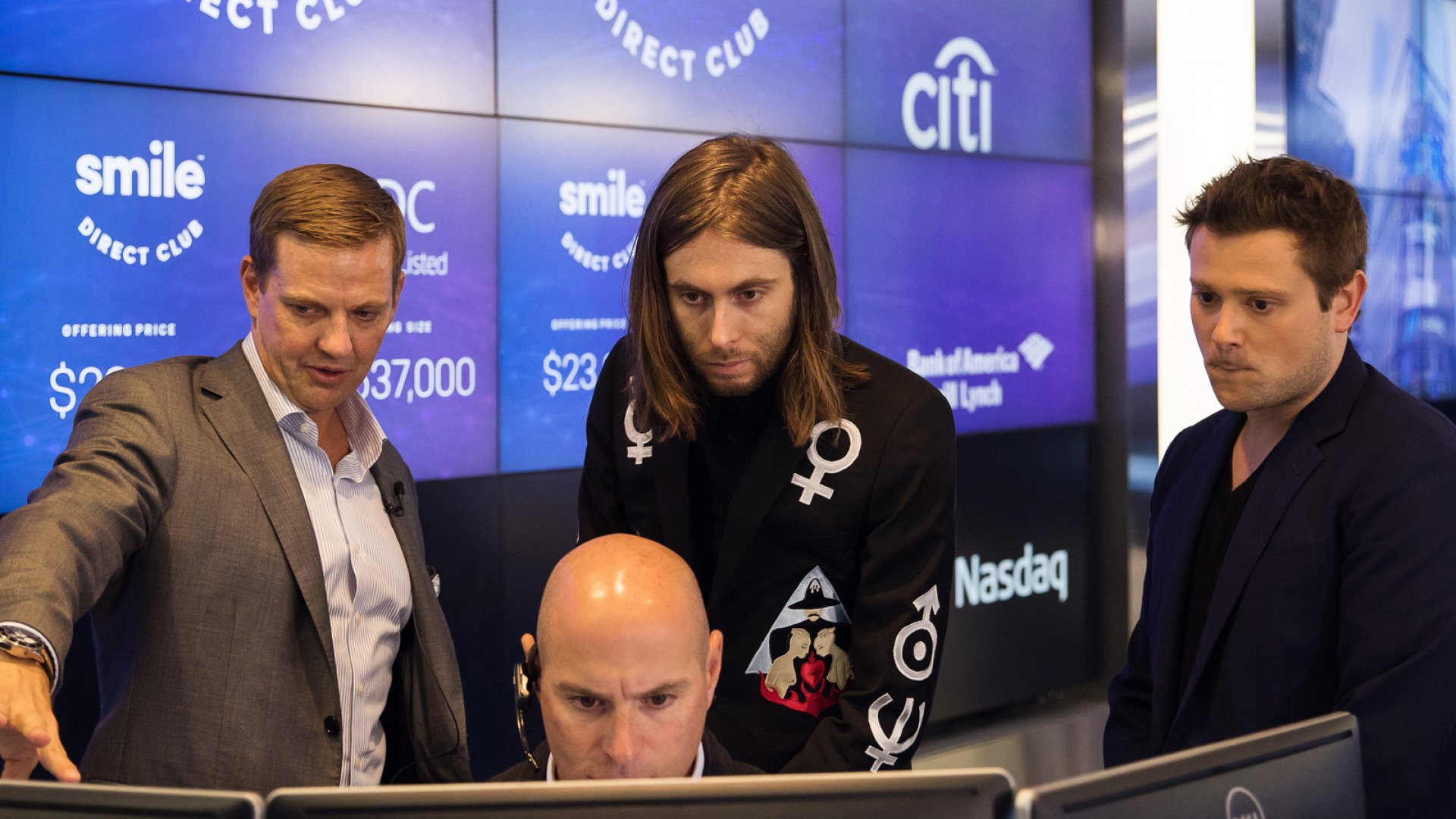 $6.4 Billion Teeth Straightening Startup Smile Direct Club Tumbled in Its Stock Trading Debut