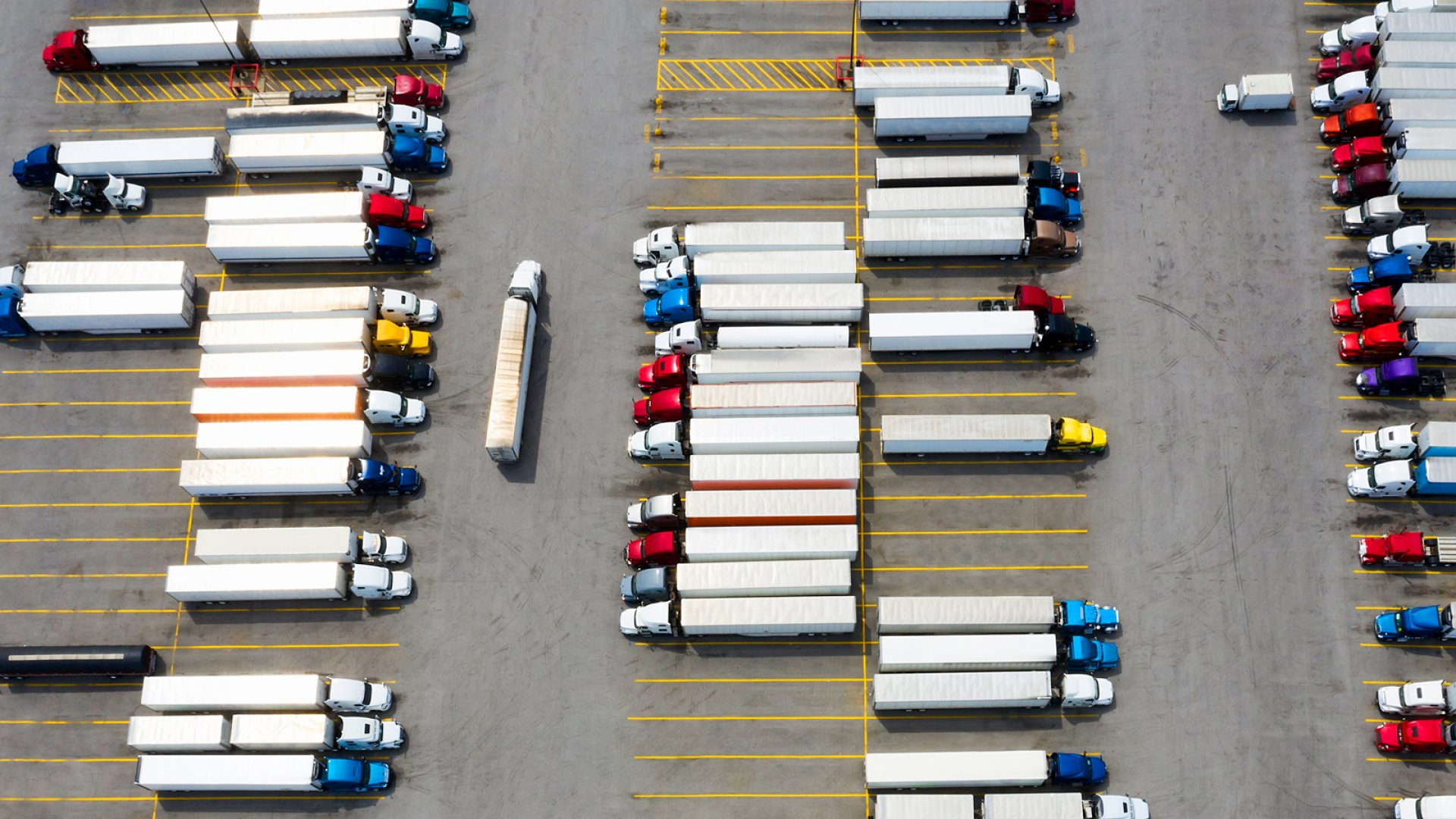 How This 9-Employee A.I. Startup Helps Keep 36 Million Trucks Loaded Up and Rolling Smoothly
