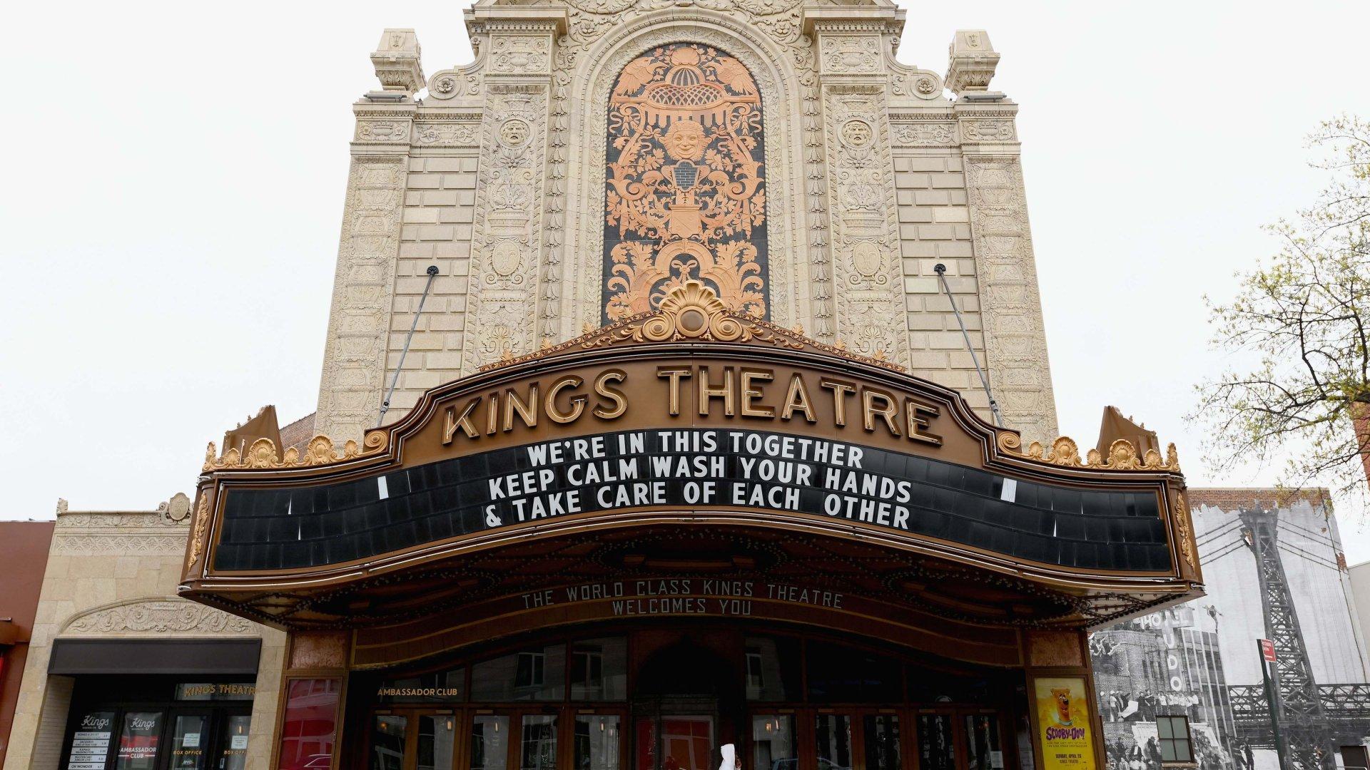 Kings Theater, Brooklyn.