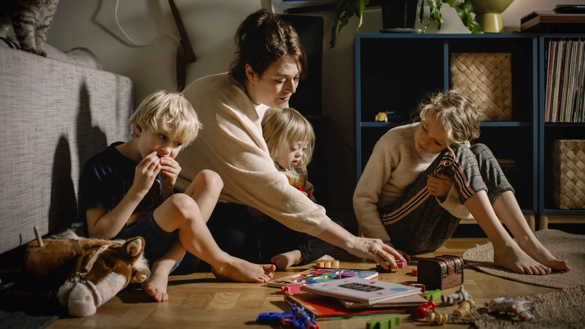 Want to Raise Emotionally Healthy Kids? Research Shows How You Spend Time Together Matters More Than the Number of Hours