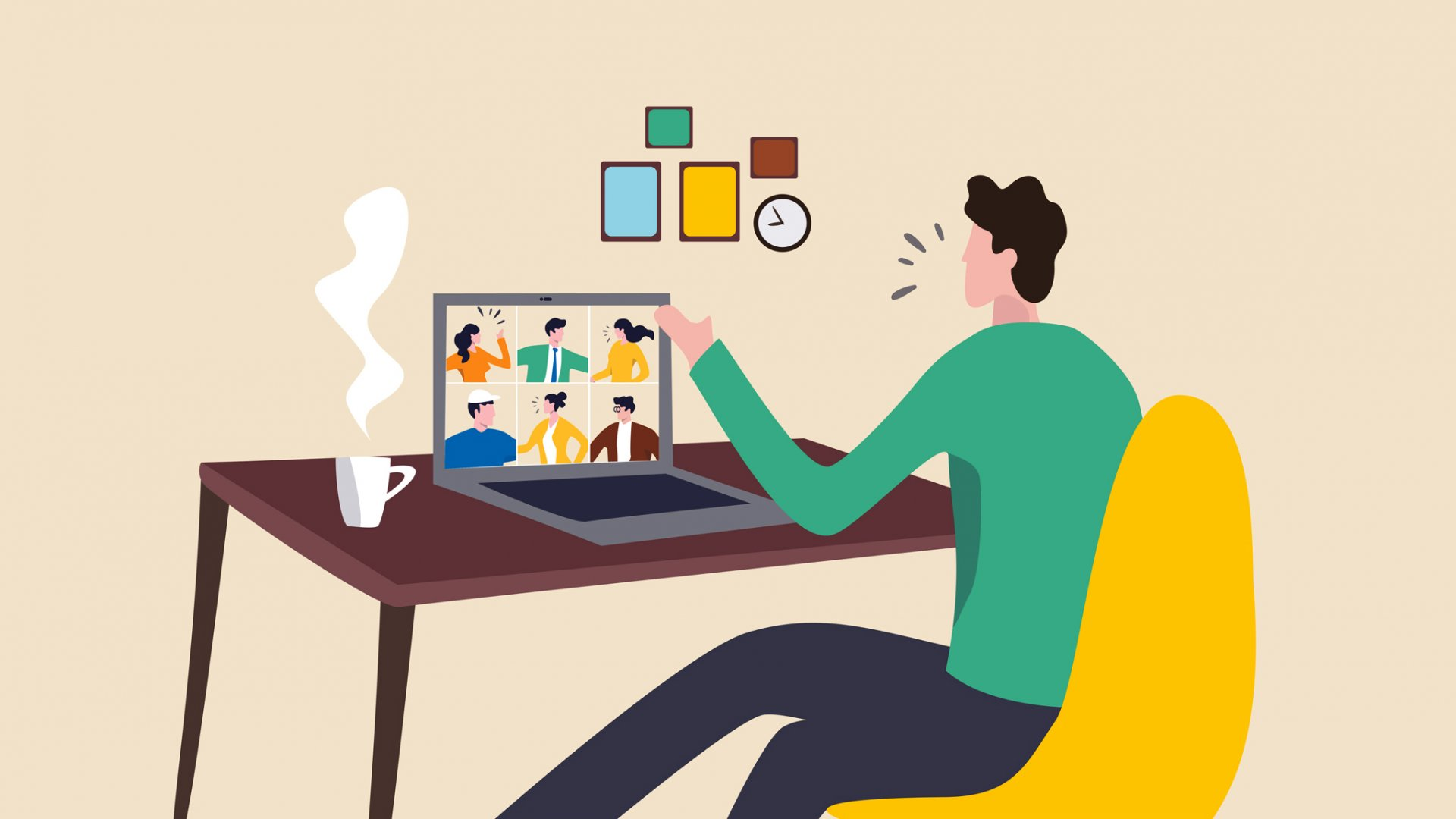I've Run a Remote Company for 9 Years. Here's How to Have Productive Virtual Meetings