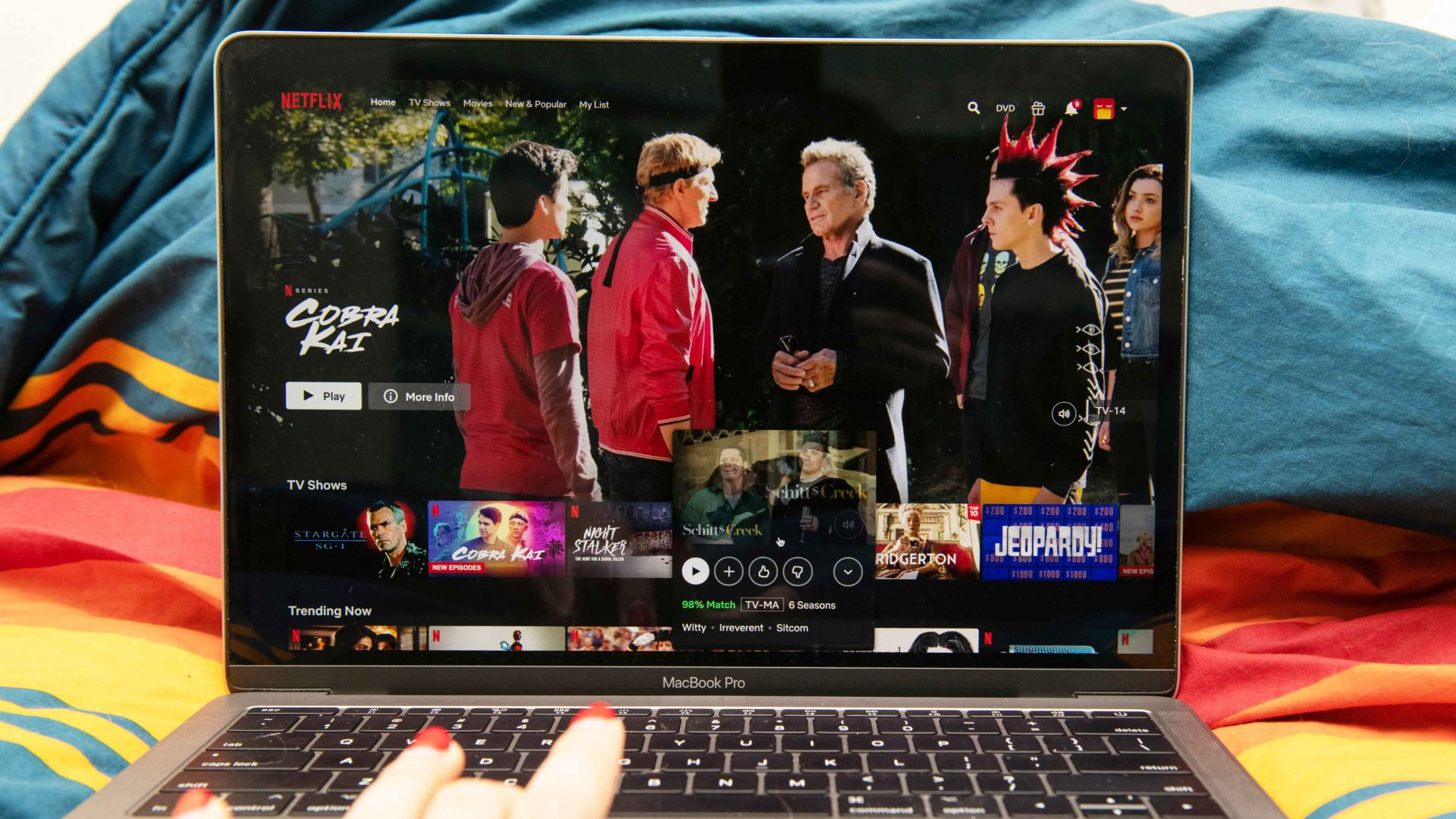 Netflix Is Crushing Idiotic TV Advertising