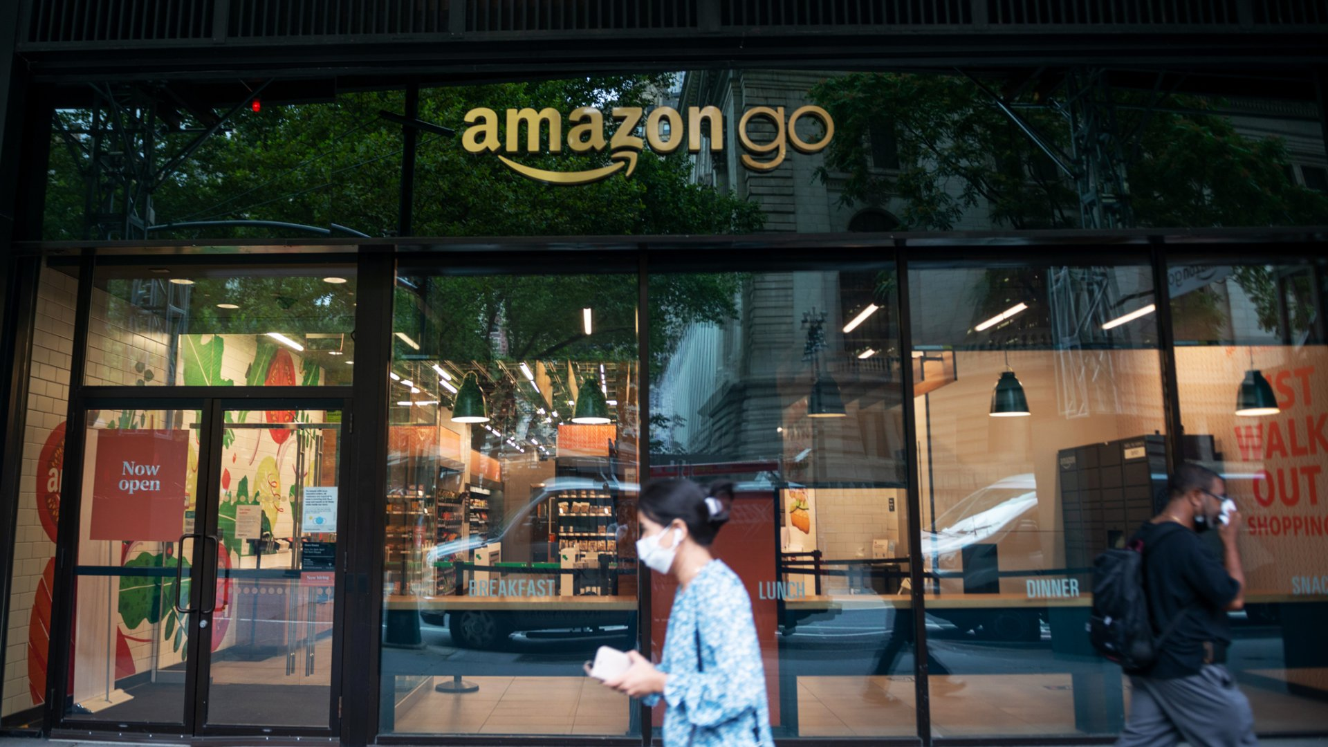 Enough With Working From Home--Amazon Is Making a Big Bet on Getting Back to the Office