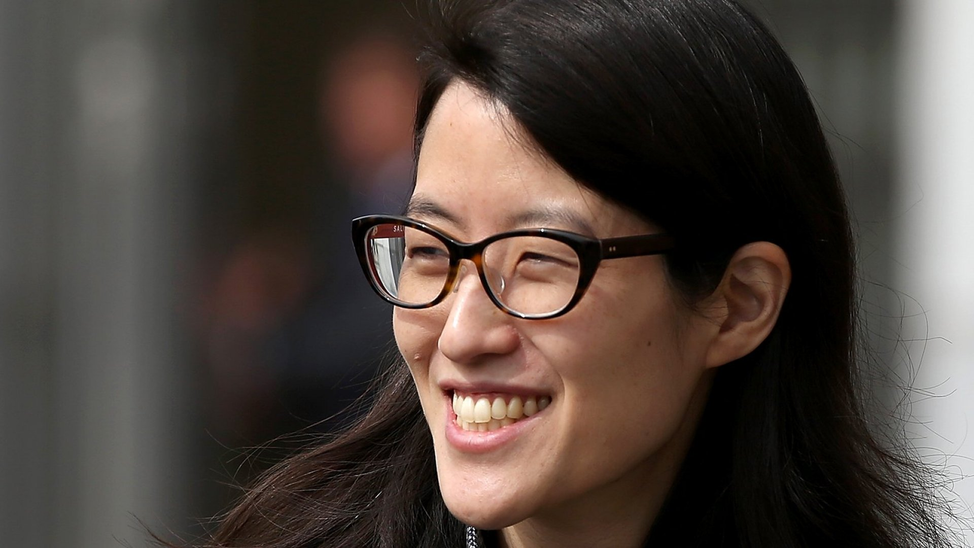 Still Optimistic, Ellen Pao Roots For 'Humans Over the Trolls'