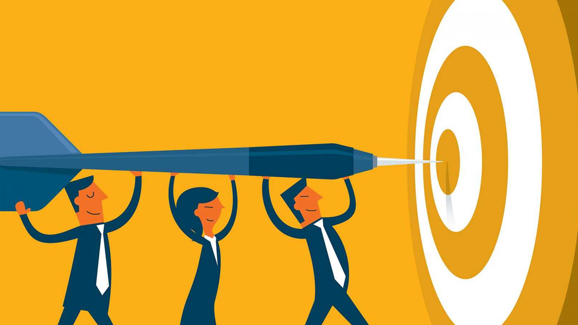 How the Best Sales Teams Set Goals for a New Year