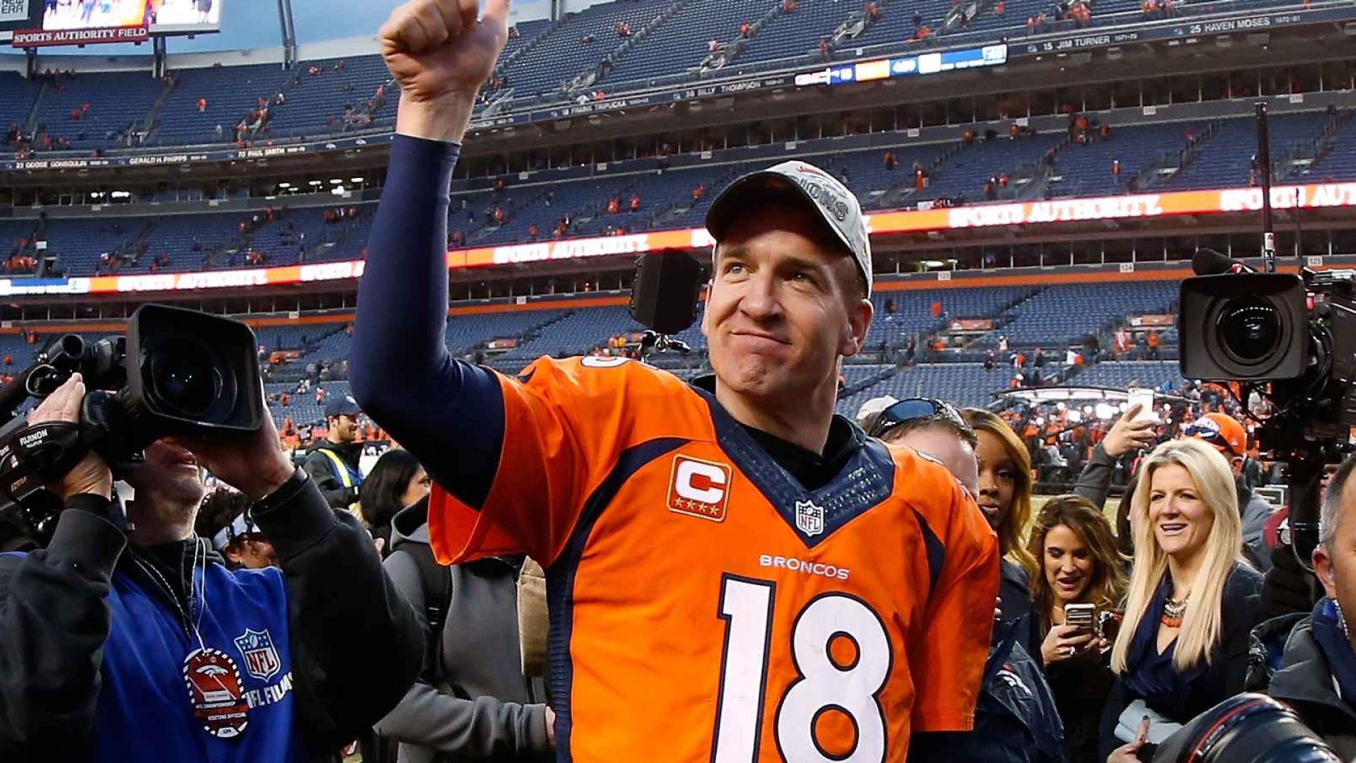 I Spent My Career Around Peyton Manning--and Here's What I Learned