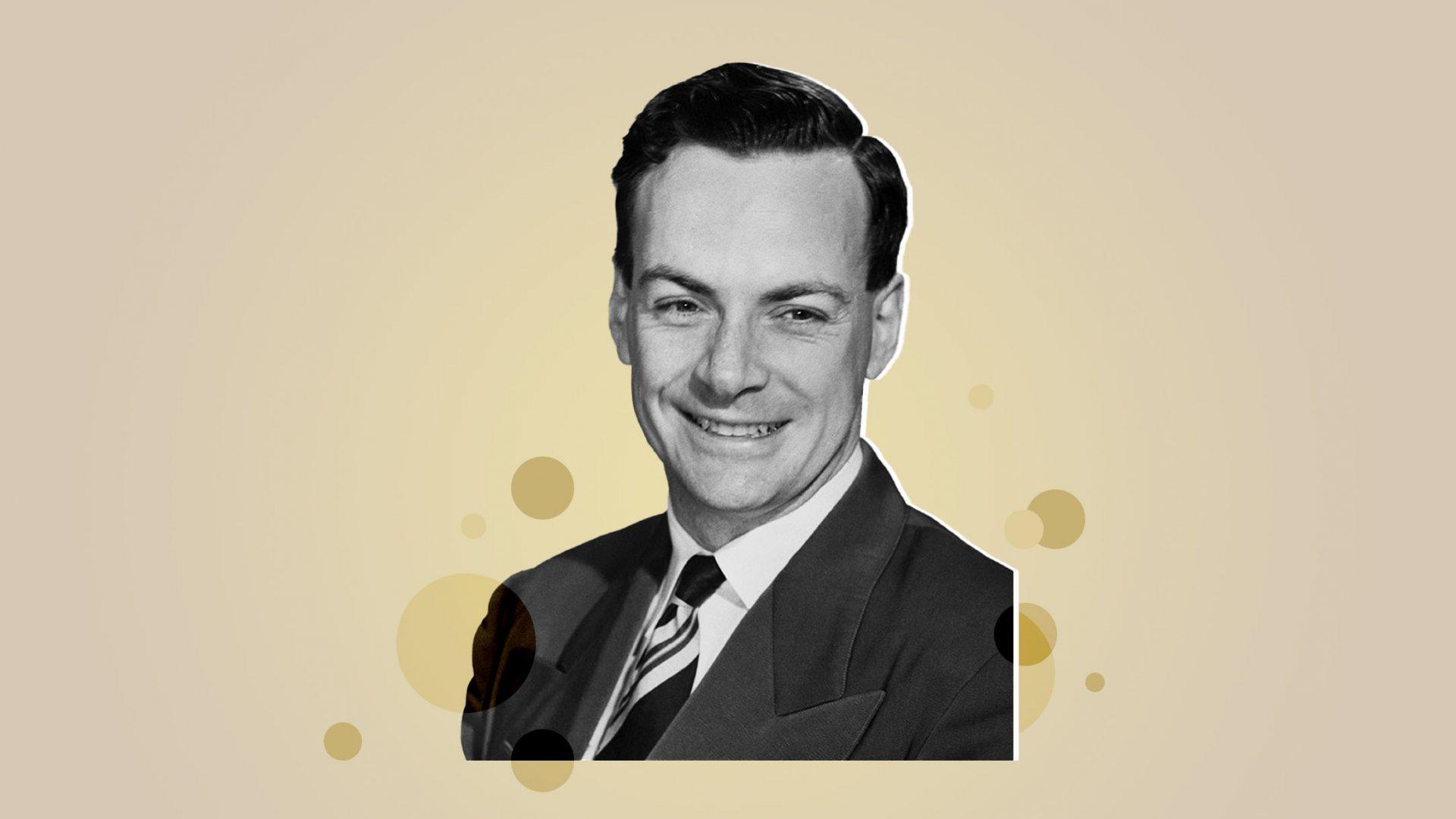 Richard Feynman.