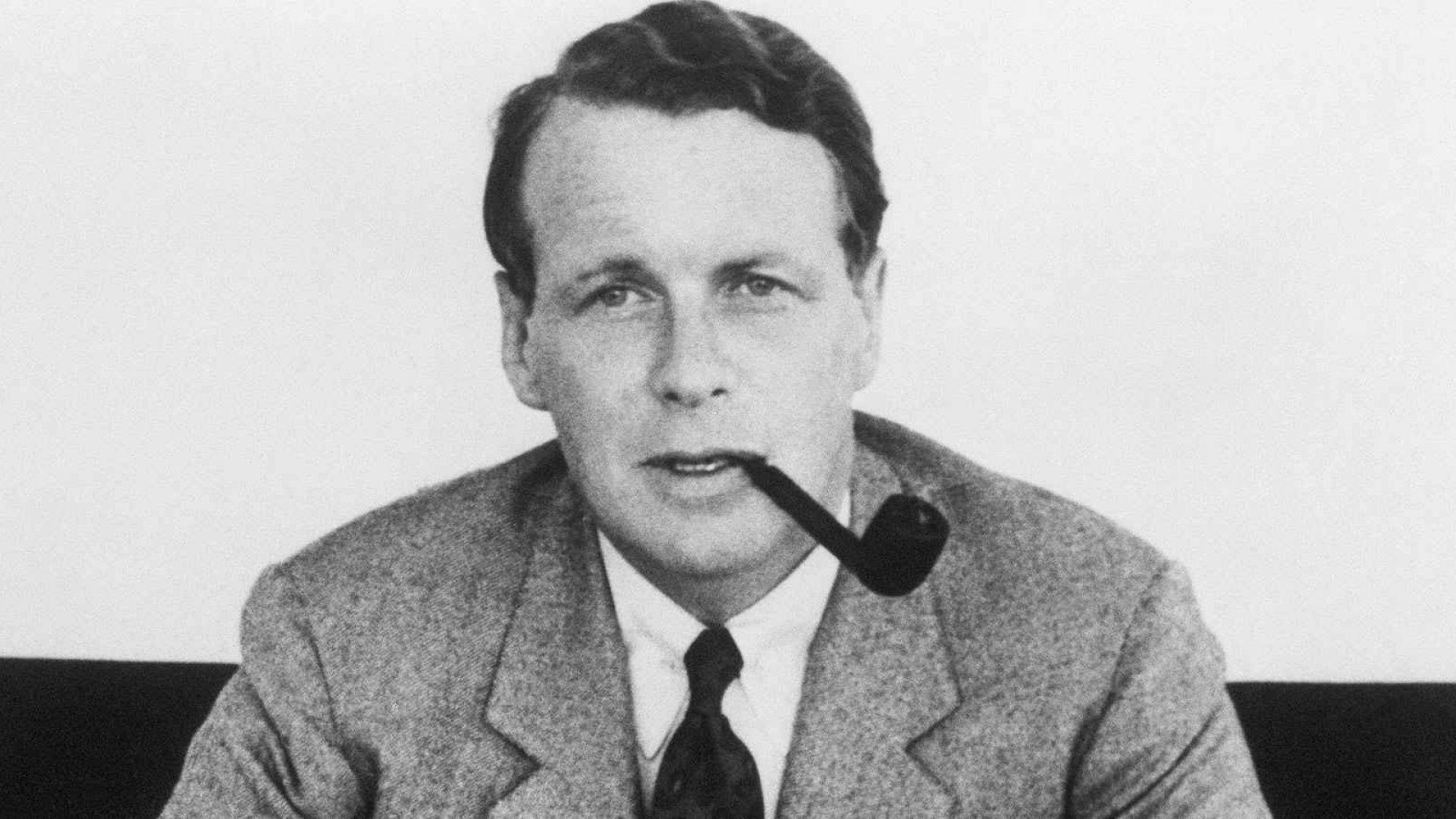 David Ogilvy in 1954.