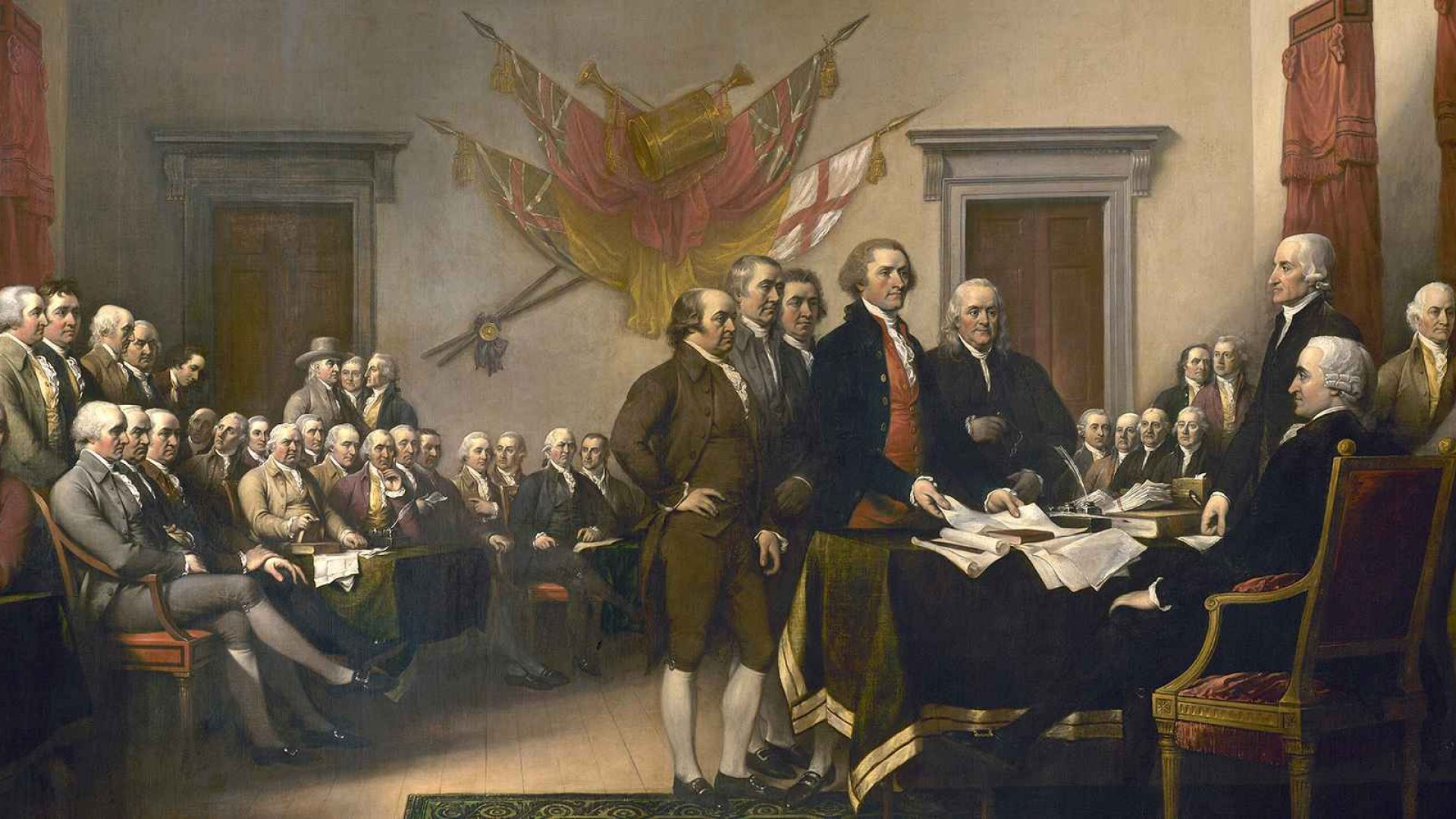 7 Leadership Lessons From Alexander Hamilton and the Founding Fathers