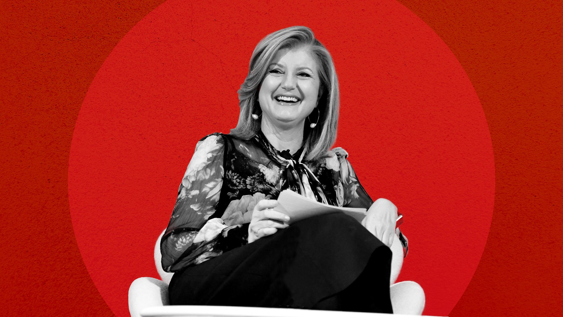 Walmart and Salesforce Execs Follow Arianna Huffington's 60-Second Rule. So Should You