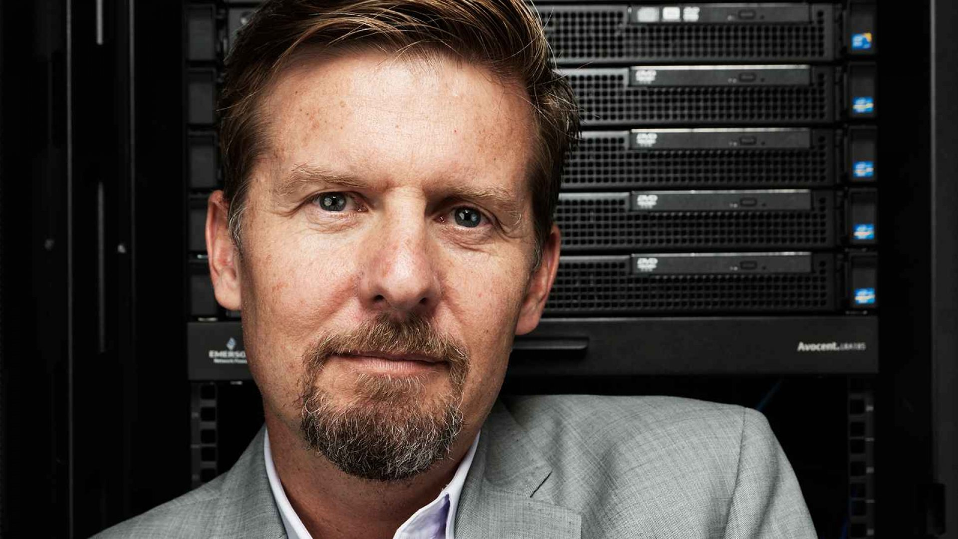 Stuart McClure, CEO/President and founder of Cylance.