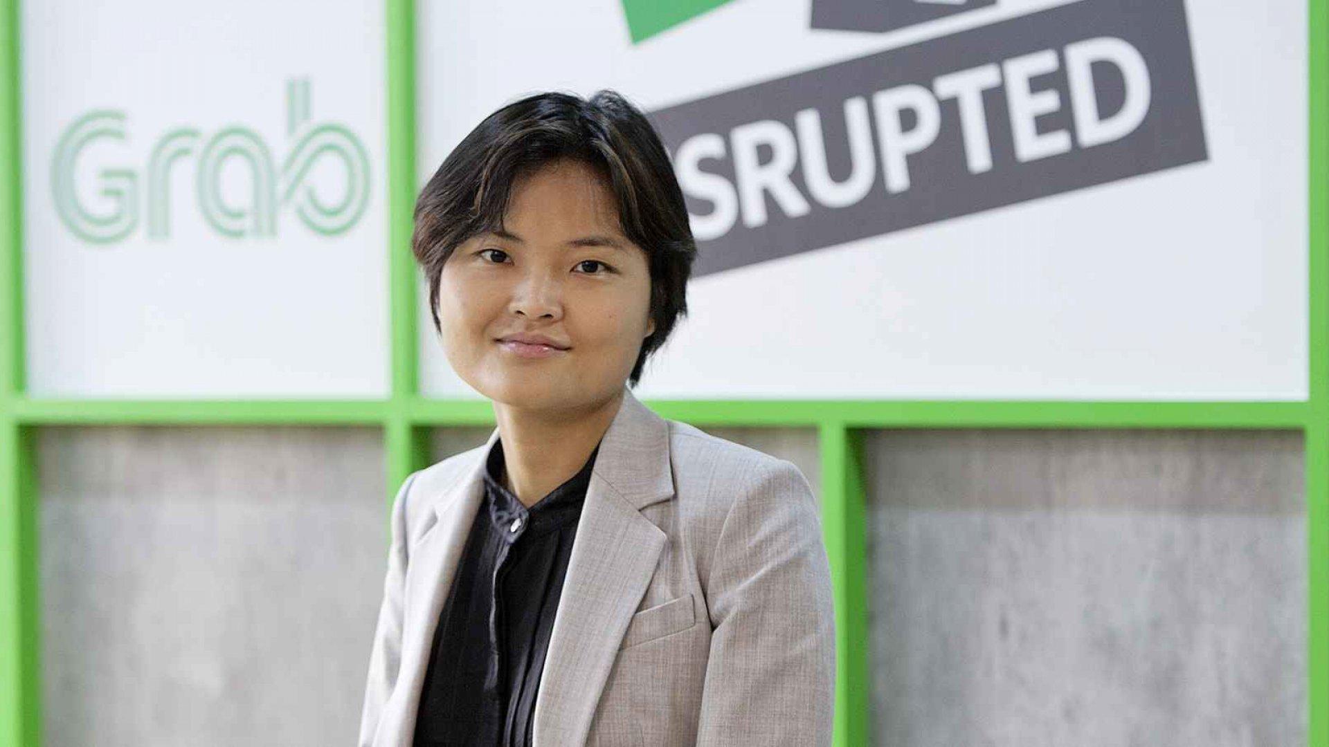 Hooi Ling Tan, co-founder of Grab.