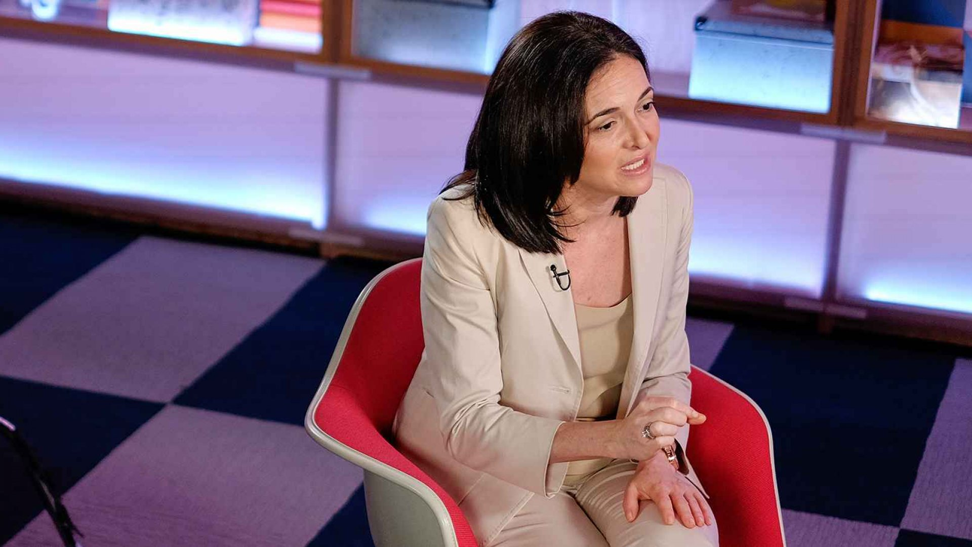 Sheryl Sandberg Just Gave Some Brilliant Career Advice. Here It Is in 2 Words