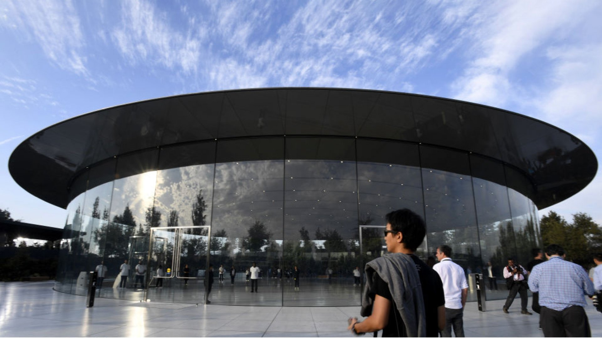 Here's Apple's Plan to Get Employees Back to the Office