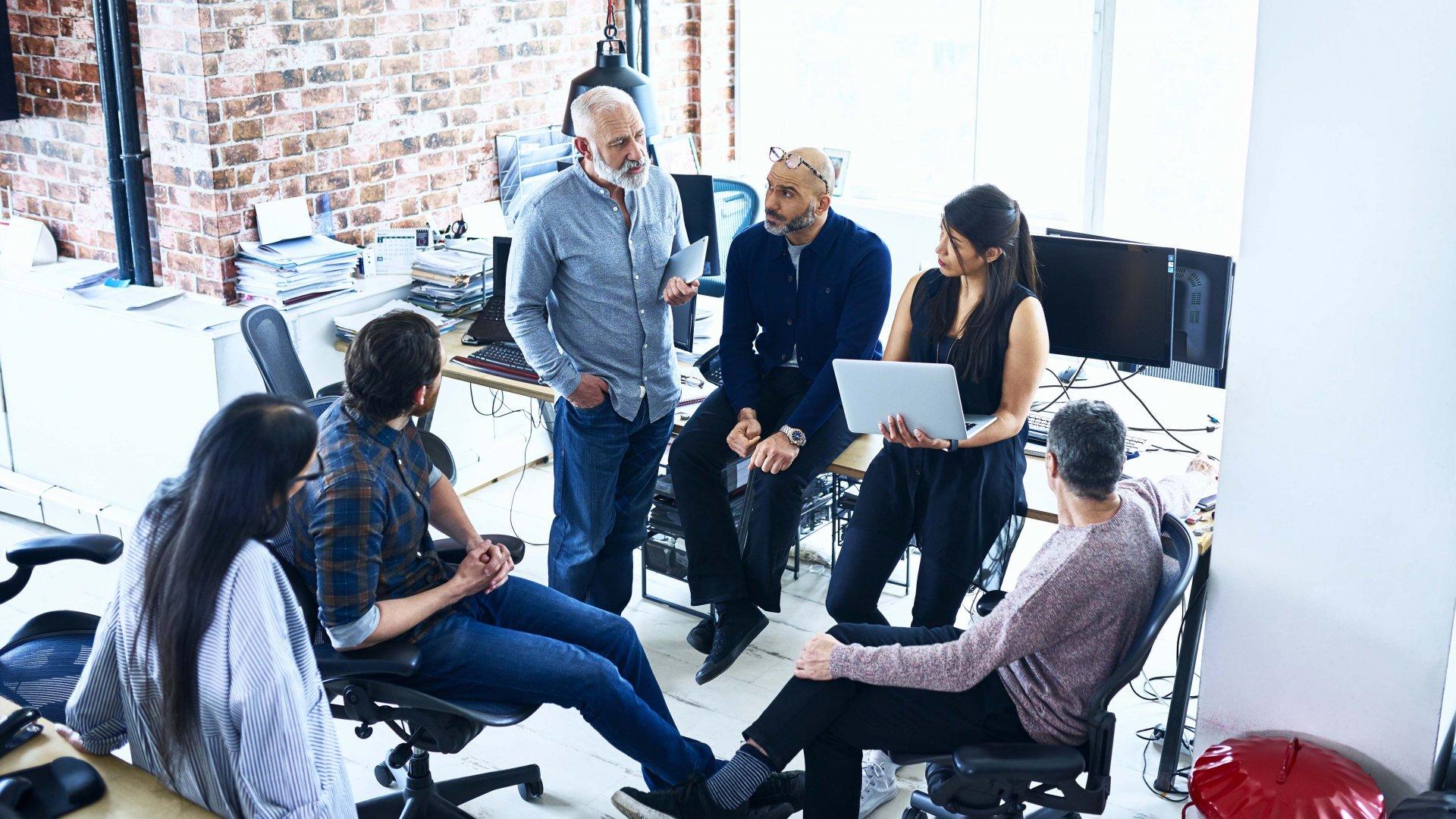 4 Keys to Building a Winner-Take-Most Company