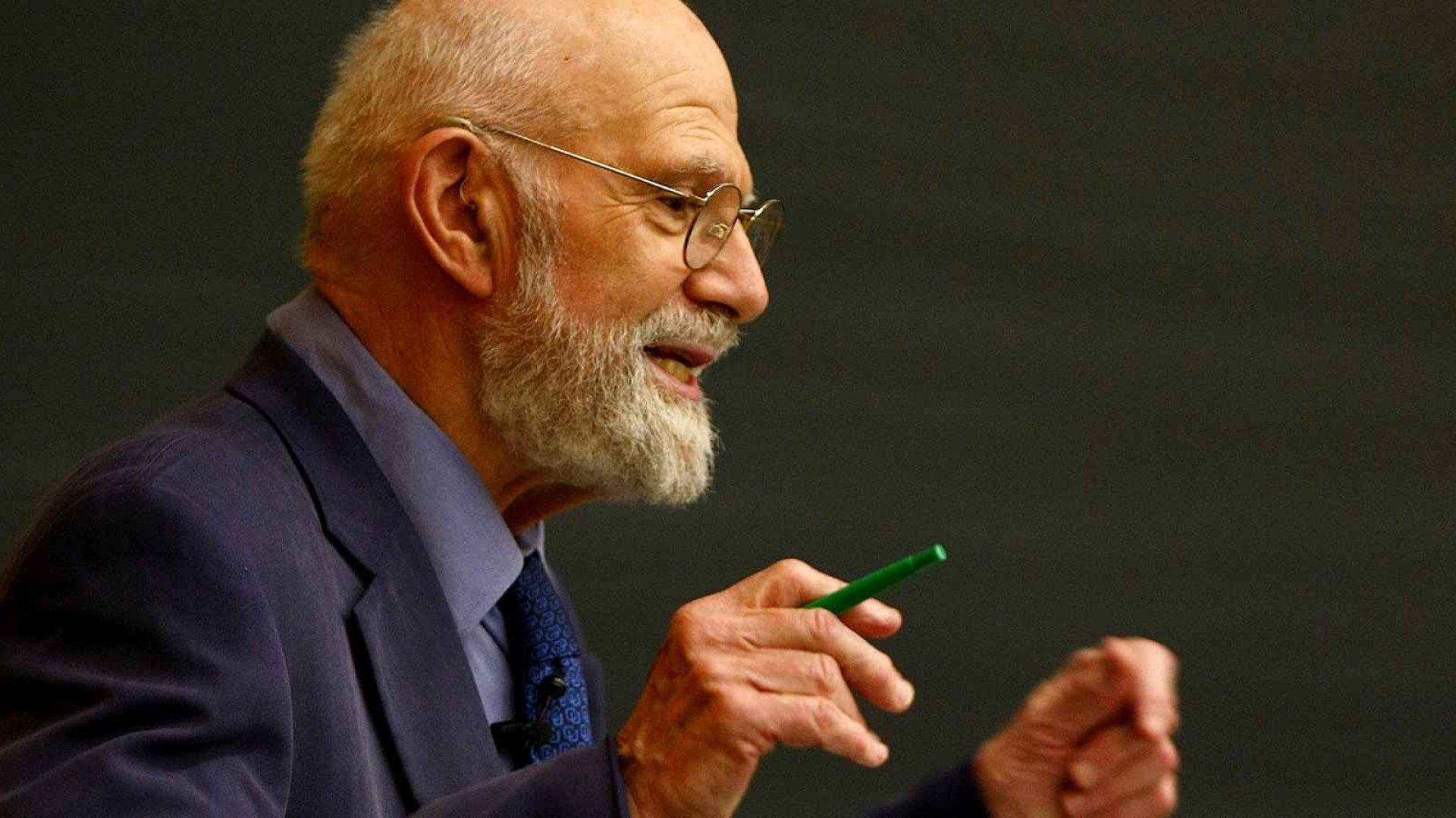 Want to Lead an Exceptional Life? 7 Powerful Lessons From the Late Oliver Sacks