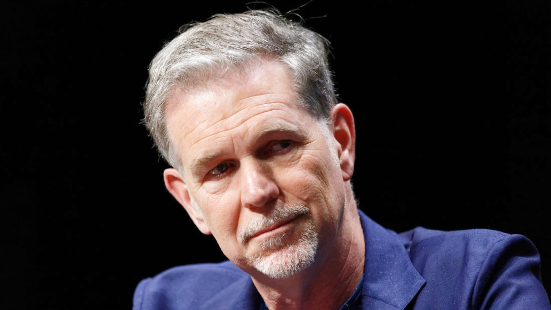 Reed Hastings.