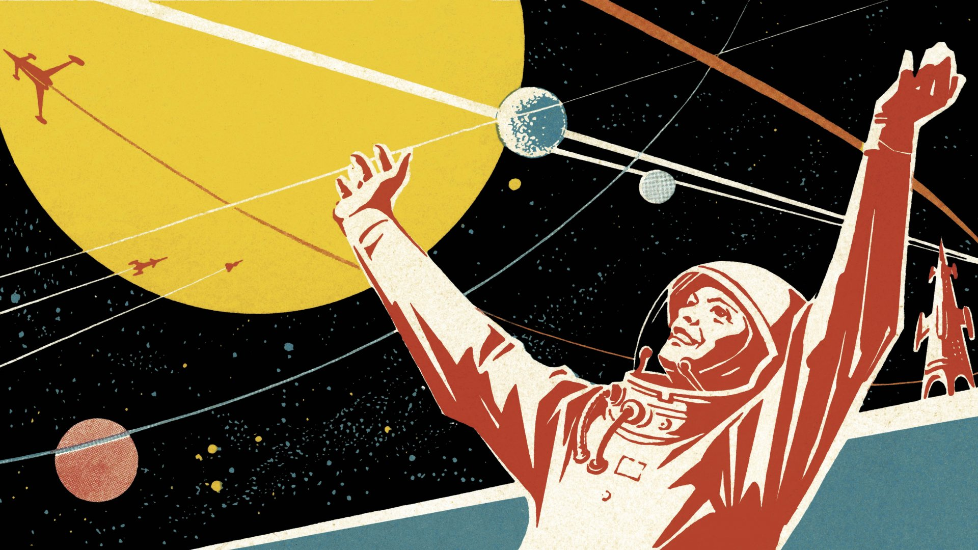 How Science Fiction Can Help Chart Your Company's Path Forward