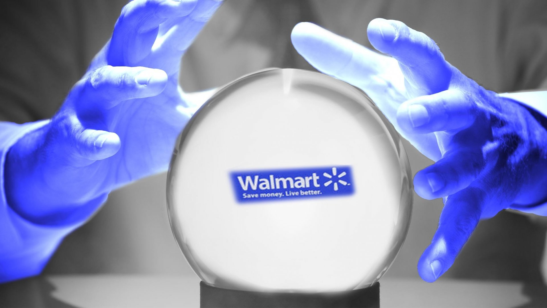 Walmart Just Started a Bold Experiment. Here's How the Future Could Look