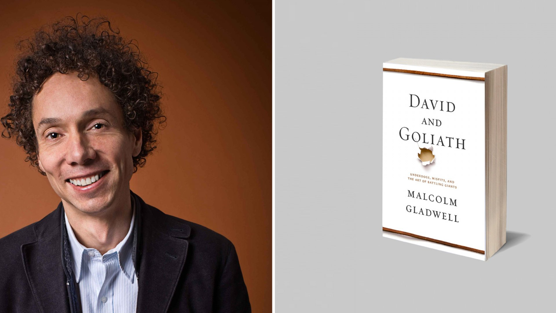 Malcolm Gladwell on the Power of Entrepreneurial Underdogs