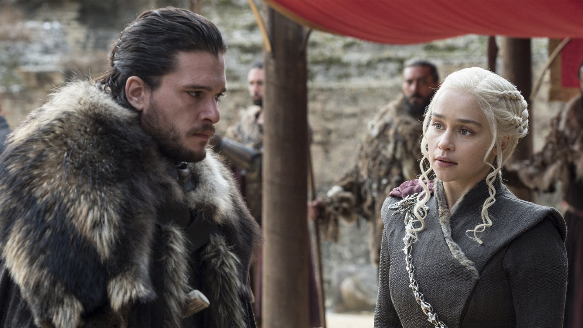 What's really going down between these two Game of Thrones characters? The website Fan Fest lets fans opine.
