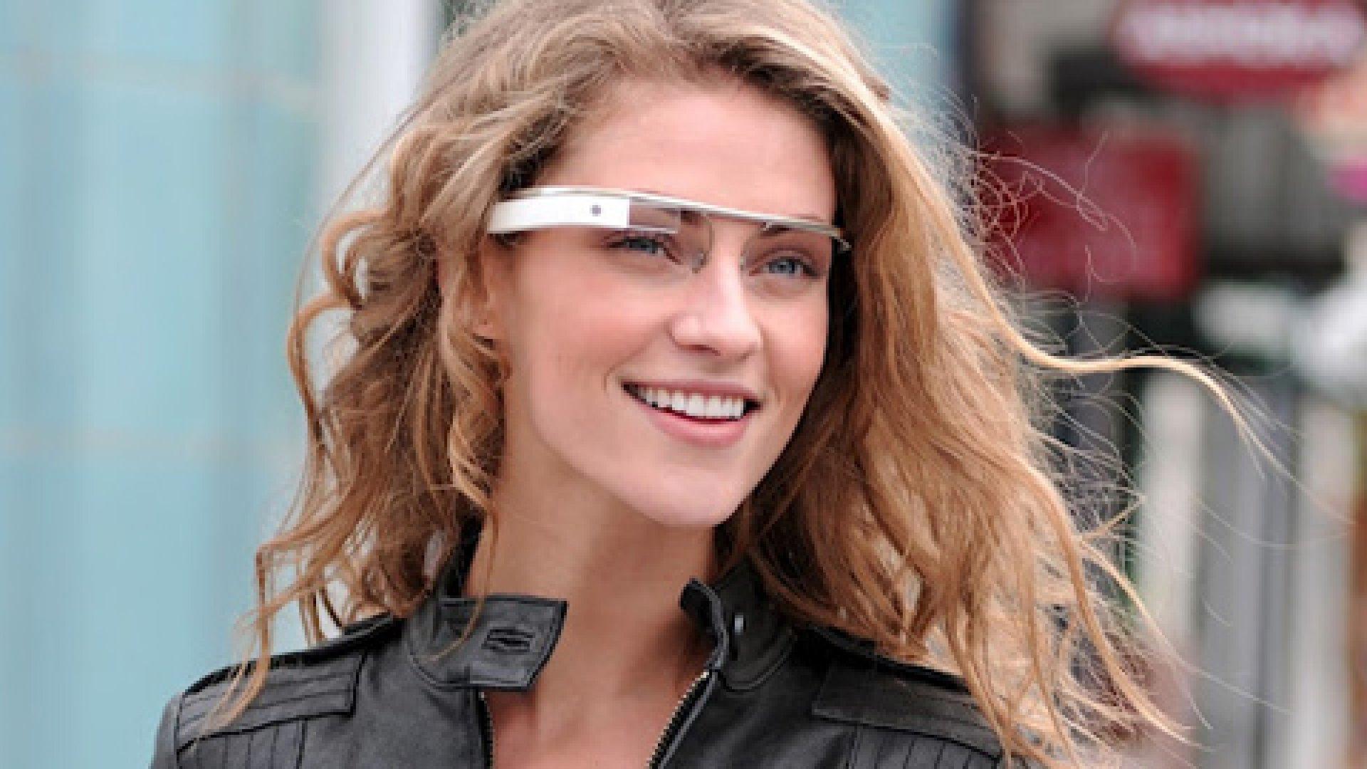 Google Glasses: The Future of Work?