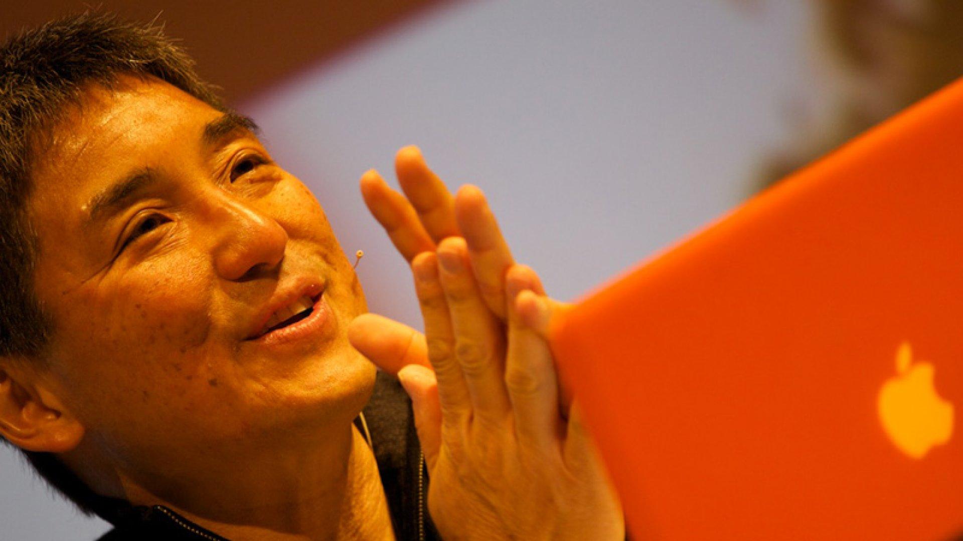 Guy Kawasaki's 10 Leadership Reality Checks