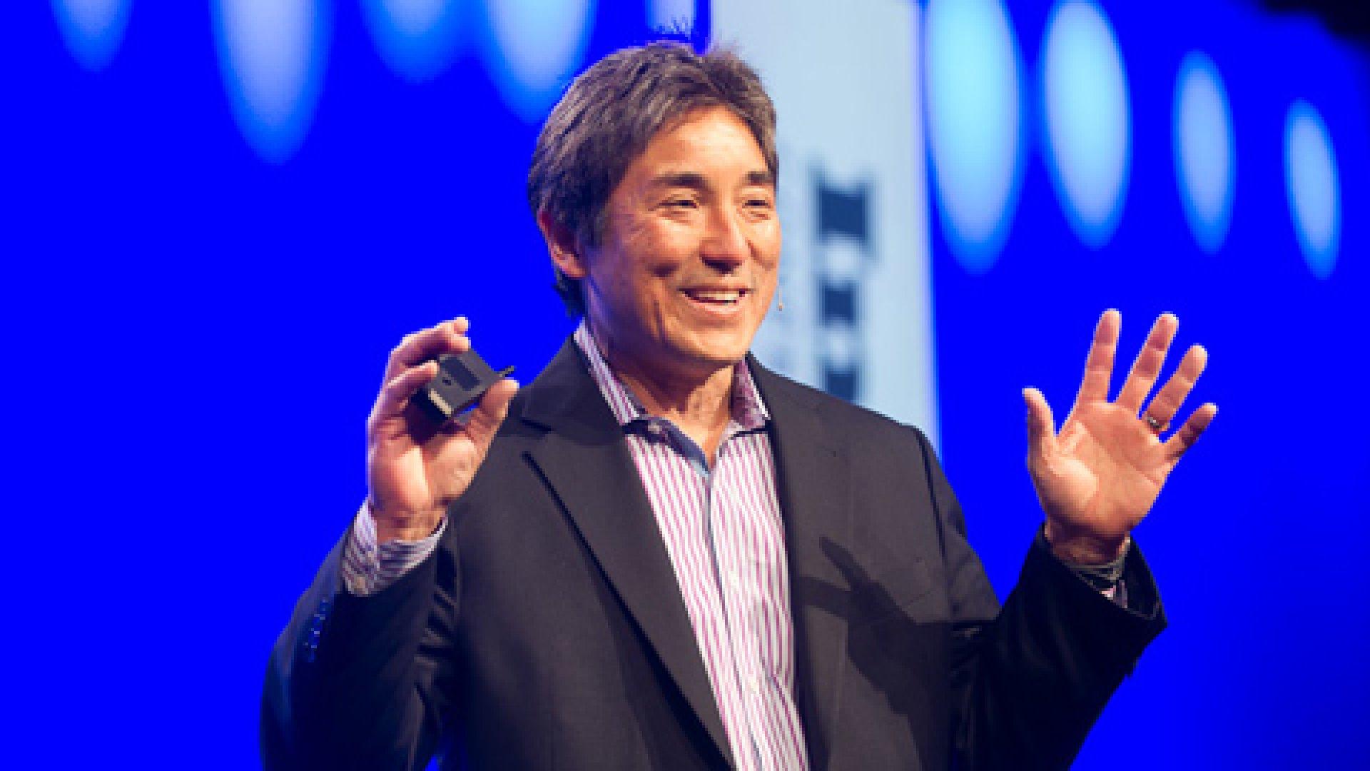 Guy Kawasaki: Enchant Customers Like Apple, Zappos & Virgin