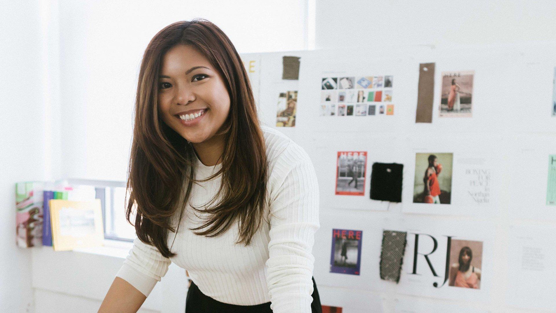 Away co-founder Jen Rubio.