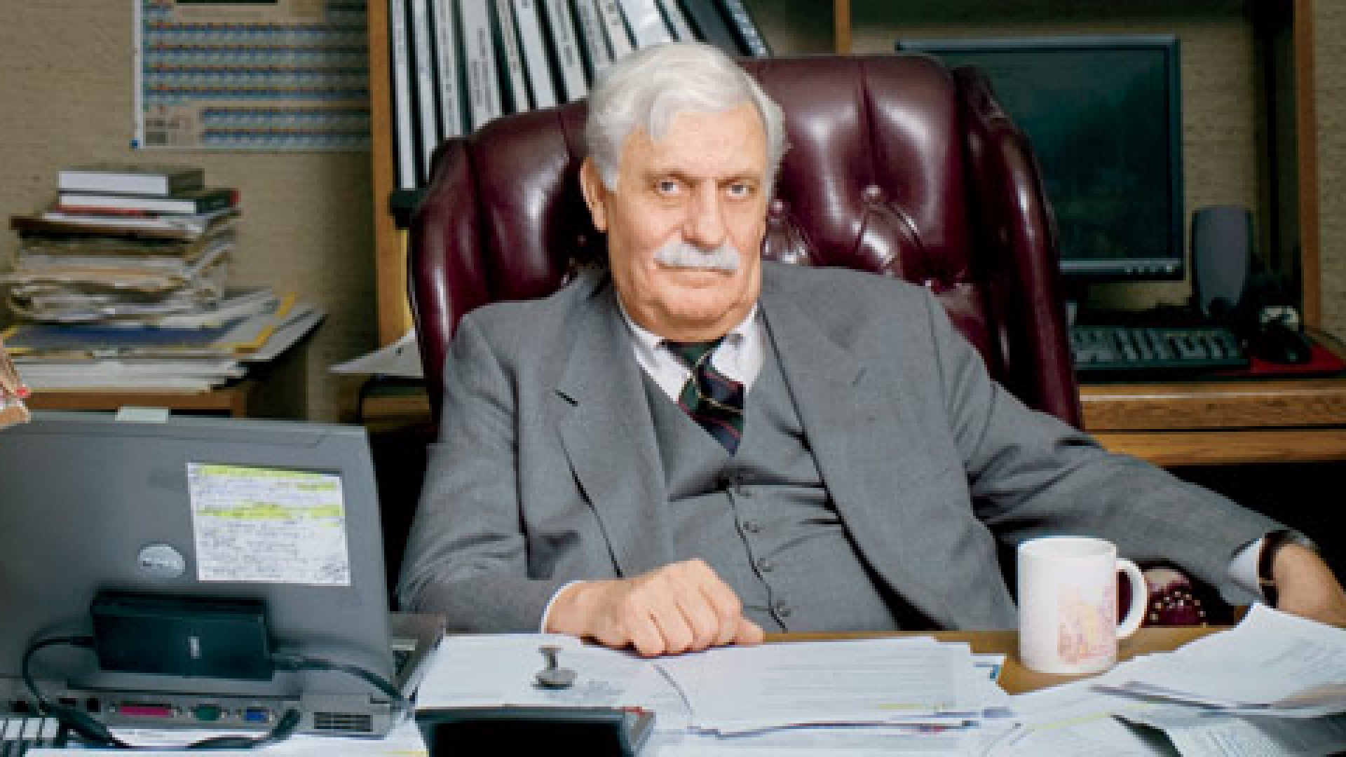 <b>The Fighter </b>Raymond Damadian once said he should have won the Nobel for his development of magnetic imaging.