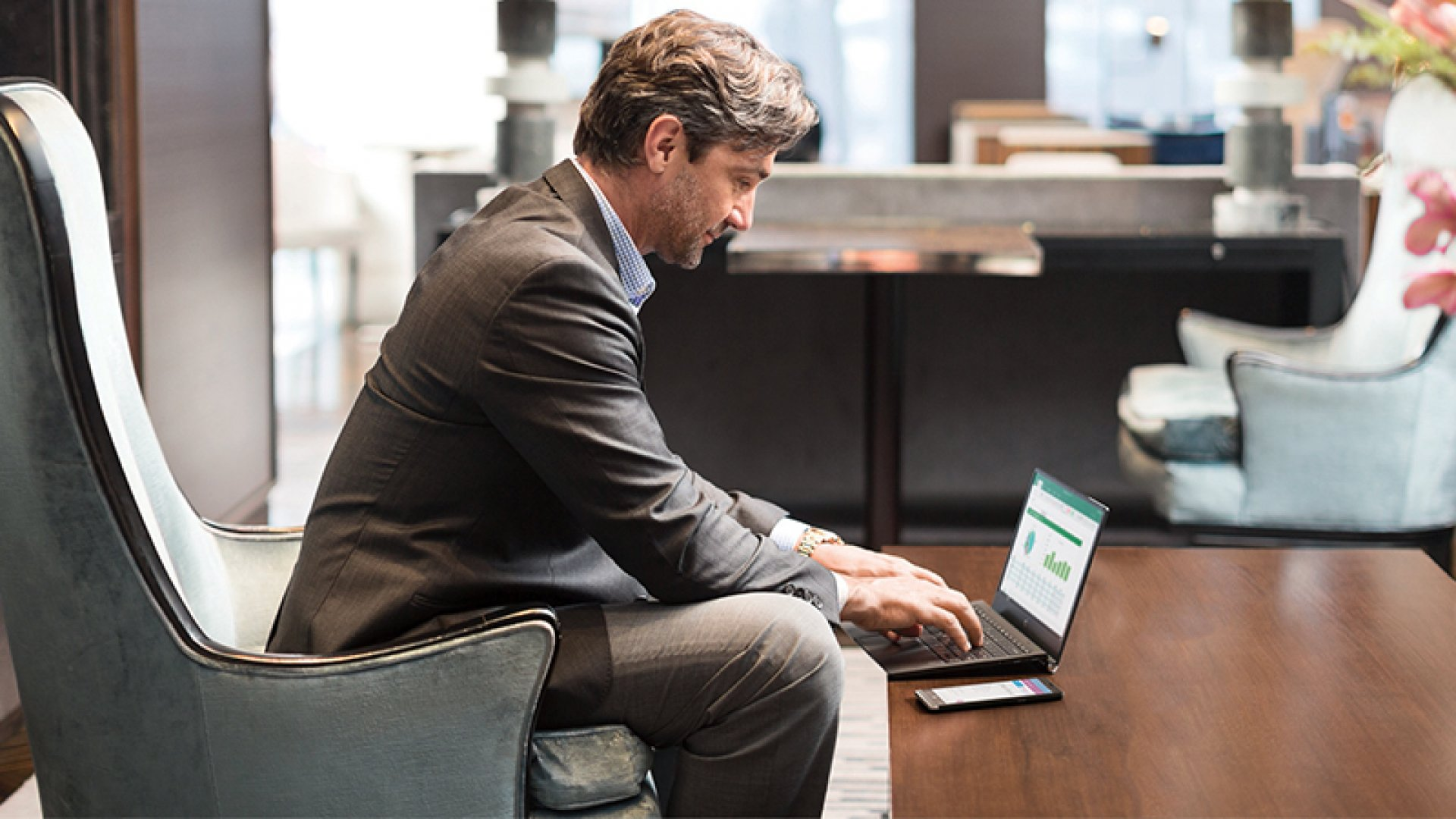 With a majority of workers logging in from home and hotels, the modern office and the gadgets you use will have to change.