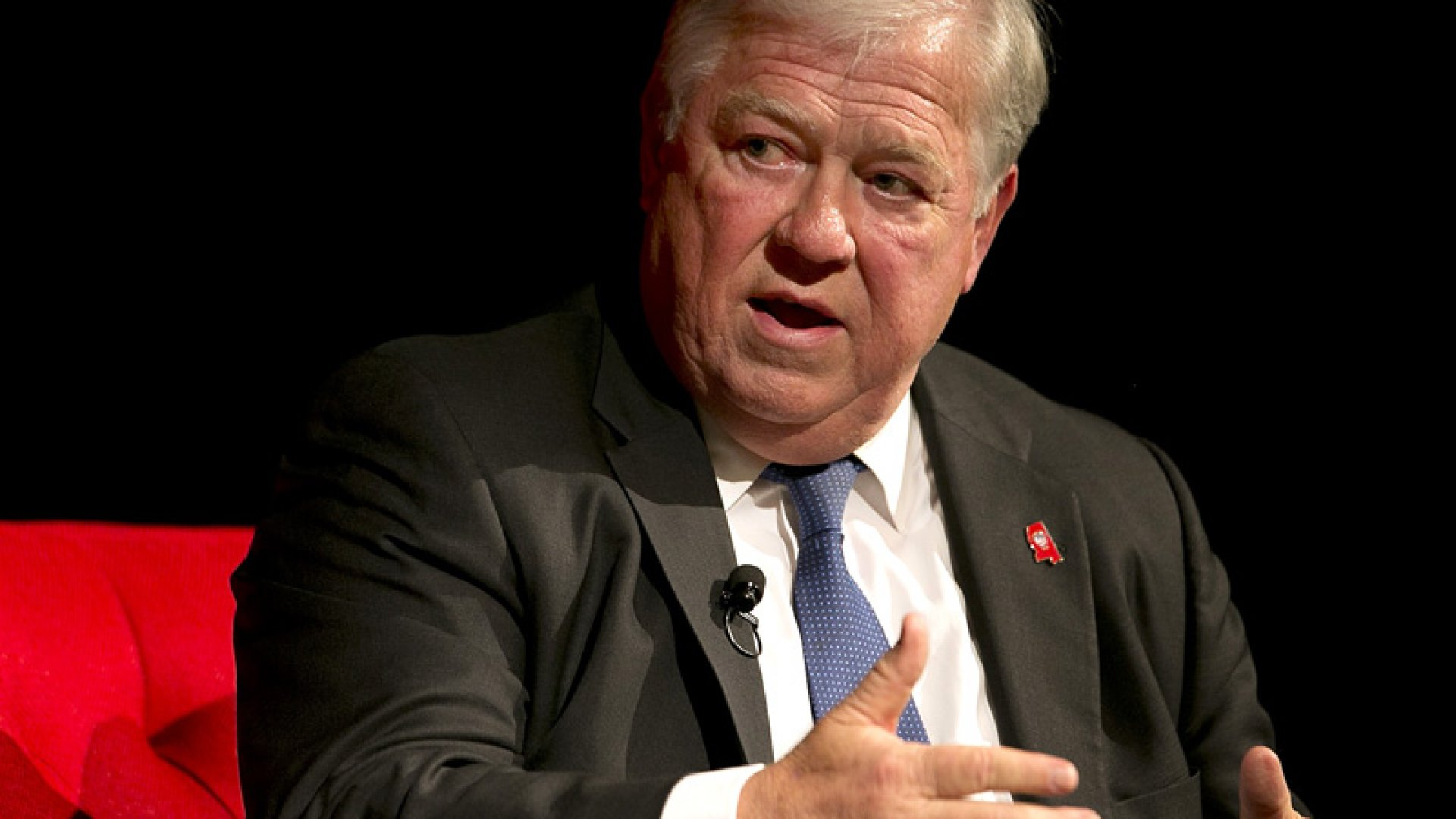Former Mississippi Governor Haley Barbour has solid ideas on how to get the nation's small businesses working again.