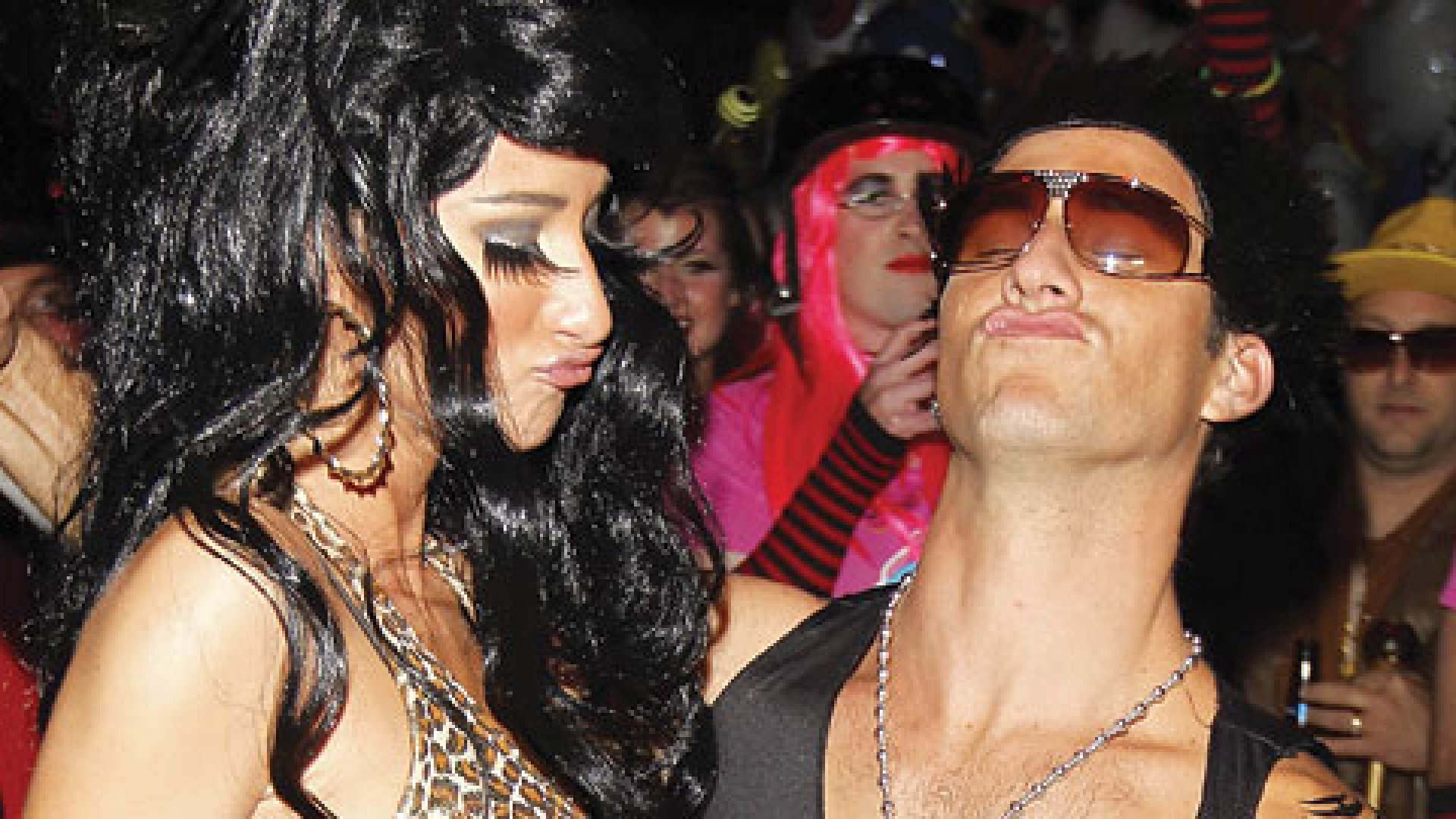 Jersey Shore and Lady Gaga Gear Drive Costume Shop Sales