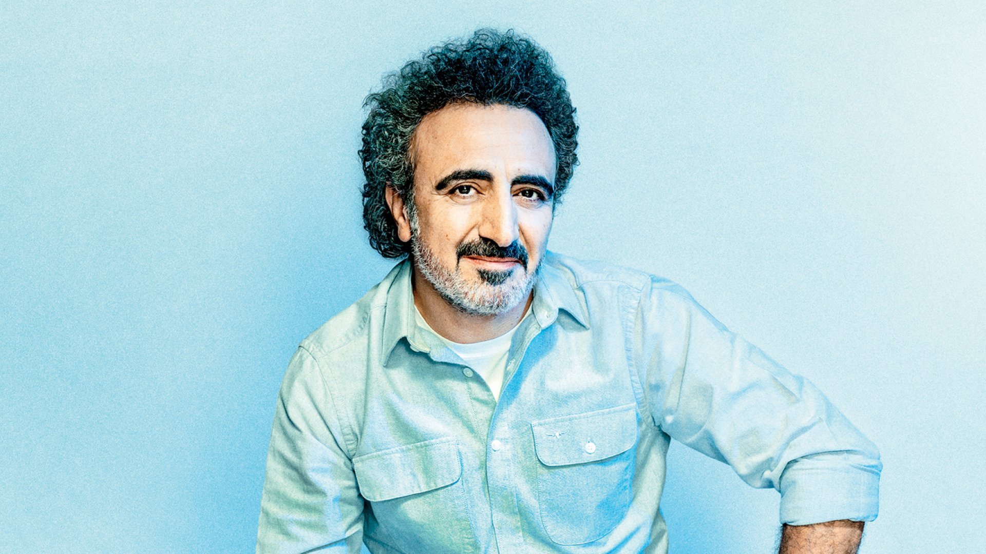 """""""Twenty languages are spoken in each of our plants. This was not about politics; this wasn't my refugee work. This was about hiring from our community."""" –Hamdi Ulukaya, Chobani's founder and CEO."""