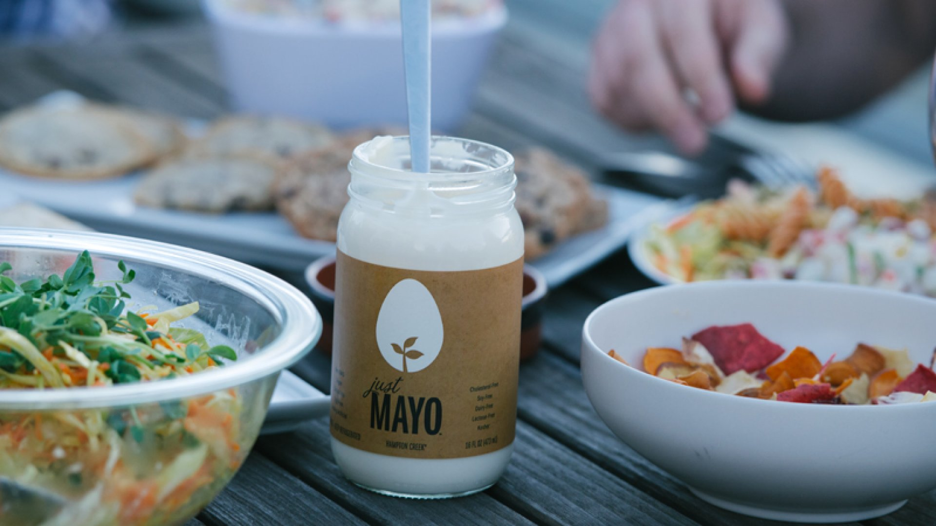 Hampton Creek CEO: No Plans to Change Name of 'Just Mayo' Despite FDA Warning