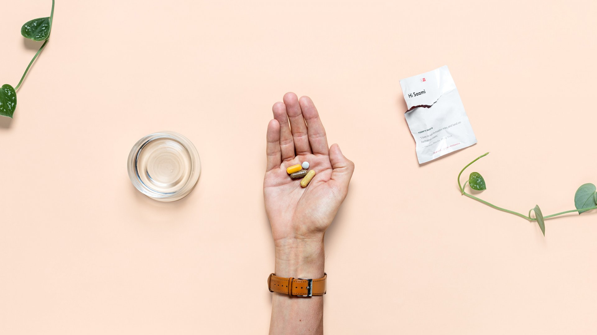 This Vitamin Startup Wanted to Get it Right -- So It Launched a Completely Fake Company First