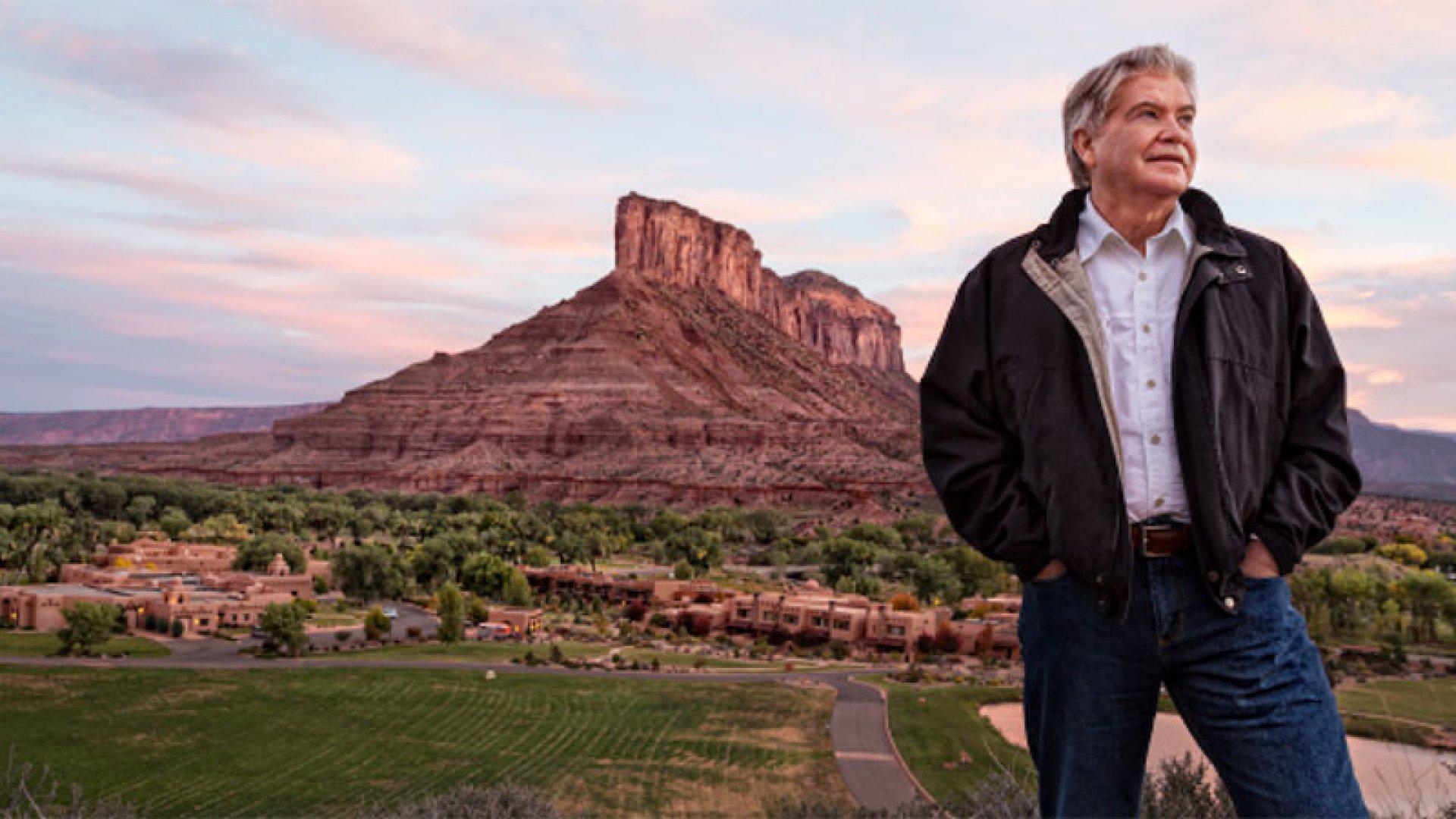 Discovery Communications founder, John Hendricks.