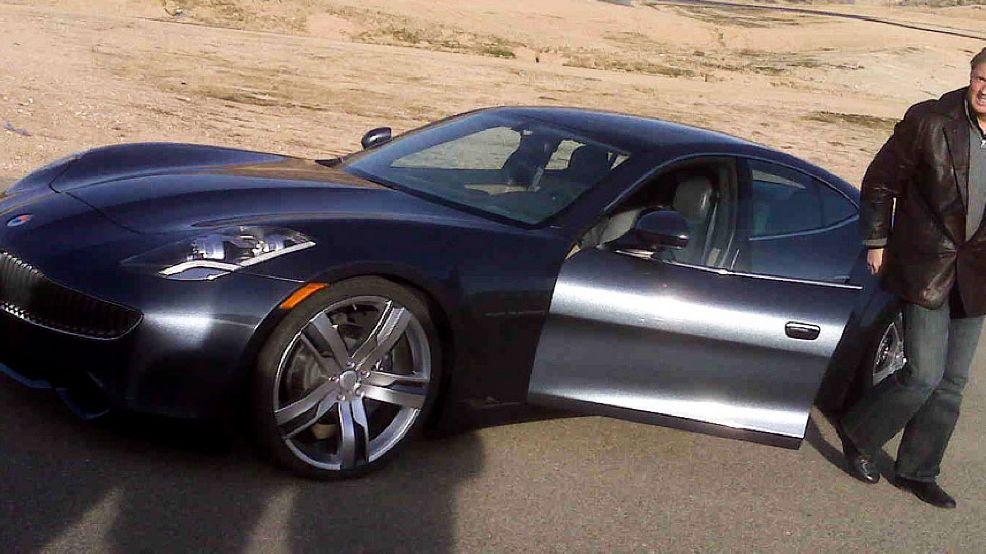 Henrik Fisker: Building a New Car Company, From Scratch