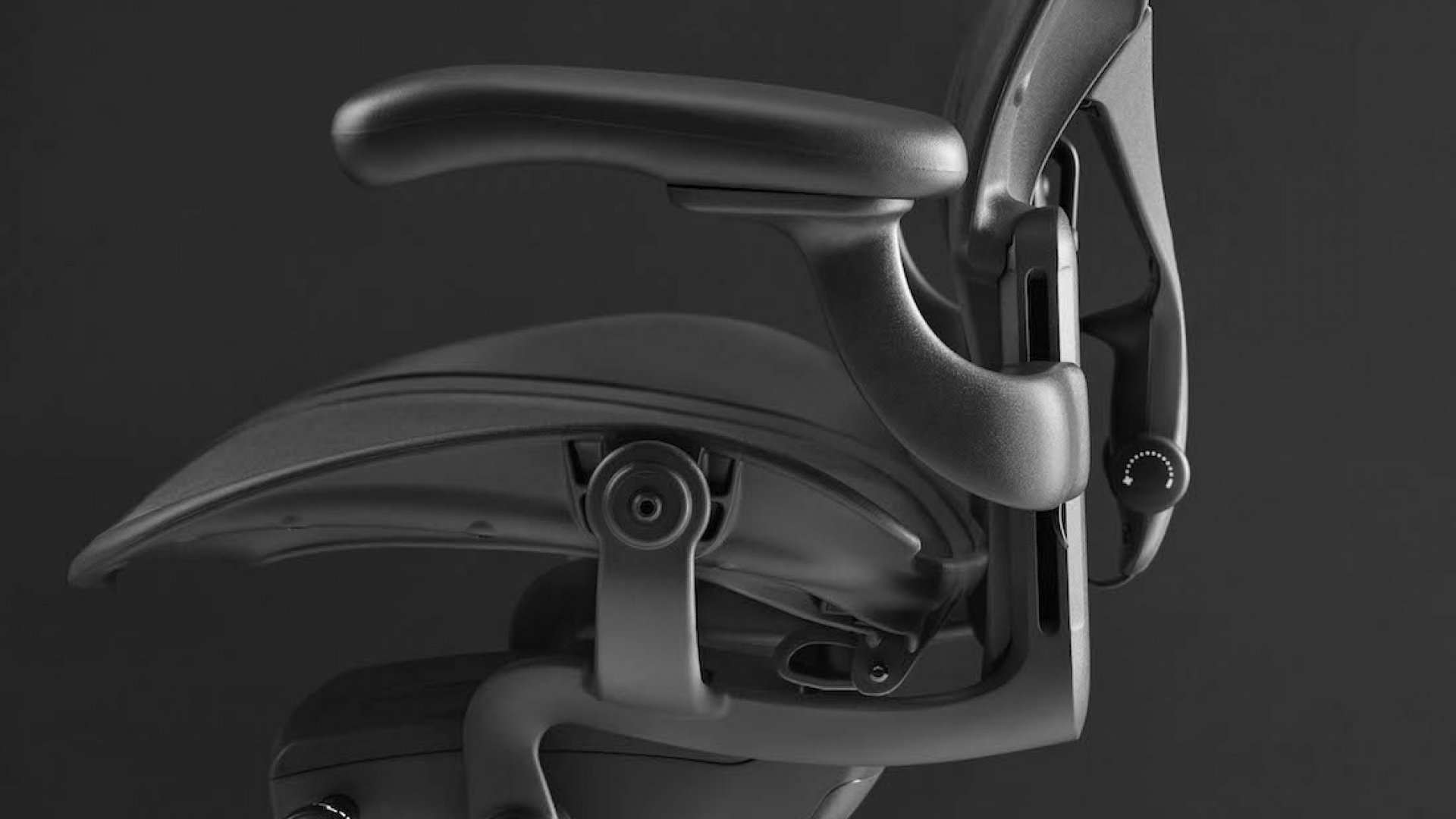 The Aeron Chair Herman Miller