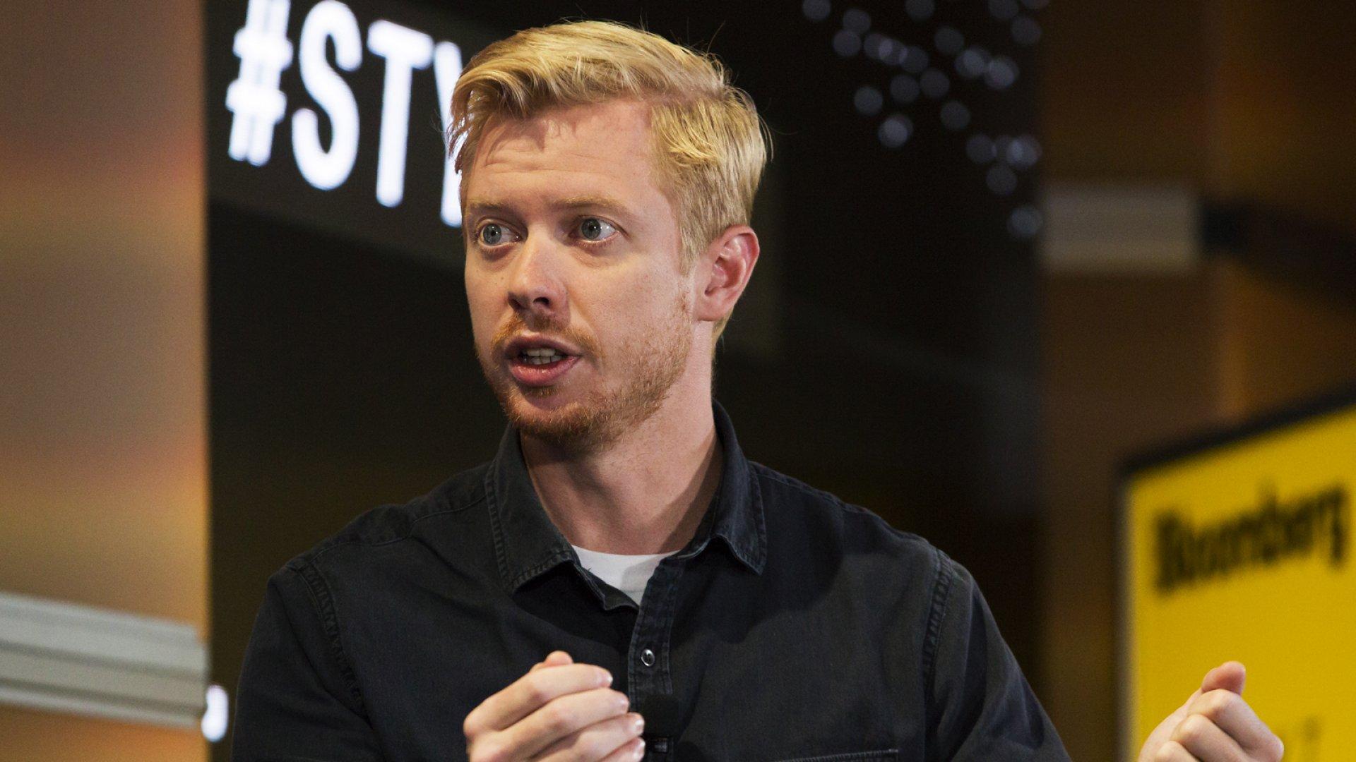 Reddit CEO Steve Huffman.