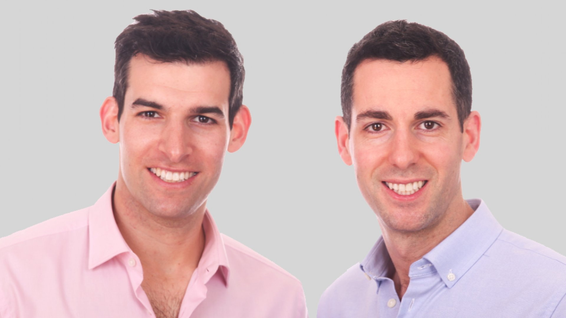 Cole Zucker and Guillaume Vidal are co-CEOs of Green Creative.Cole Zucker and Guillaume Vidal are co-CEOs of Green Creative.