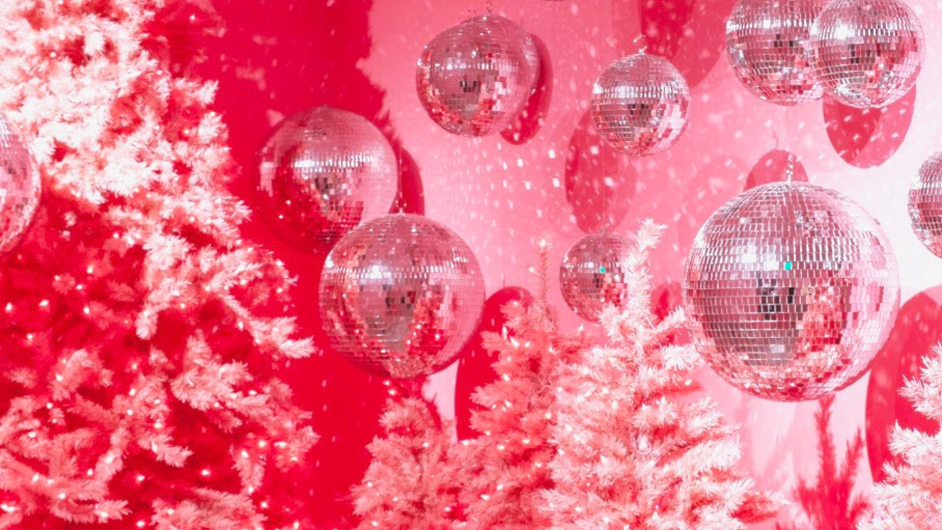 "San Francisco's Museum of Ice Cream host's ""Pinkmas."""