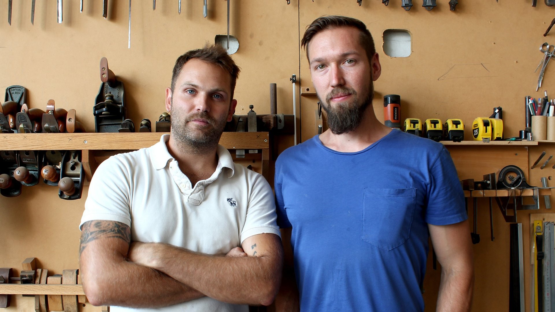 Co-founders Jason Horvath and Bill Hilgendorf launched Uhuru Design in 2004.