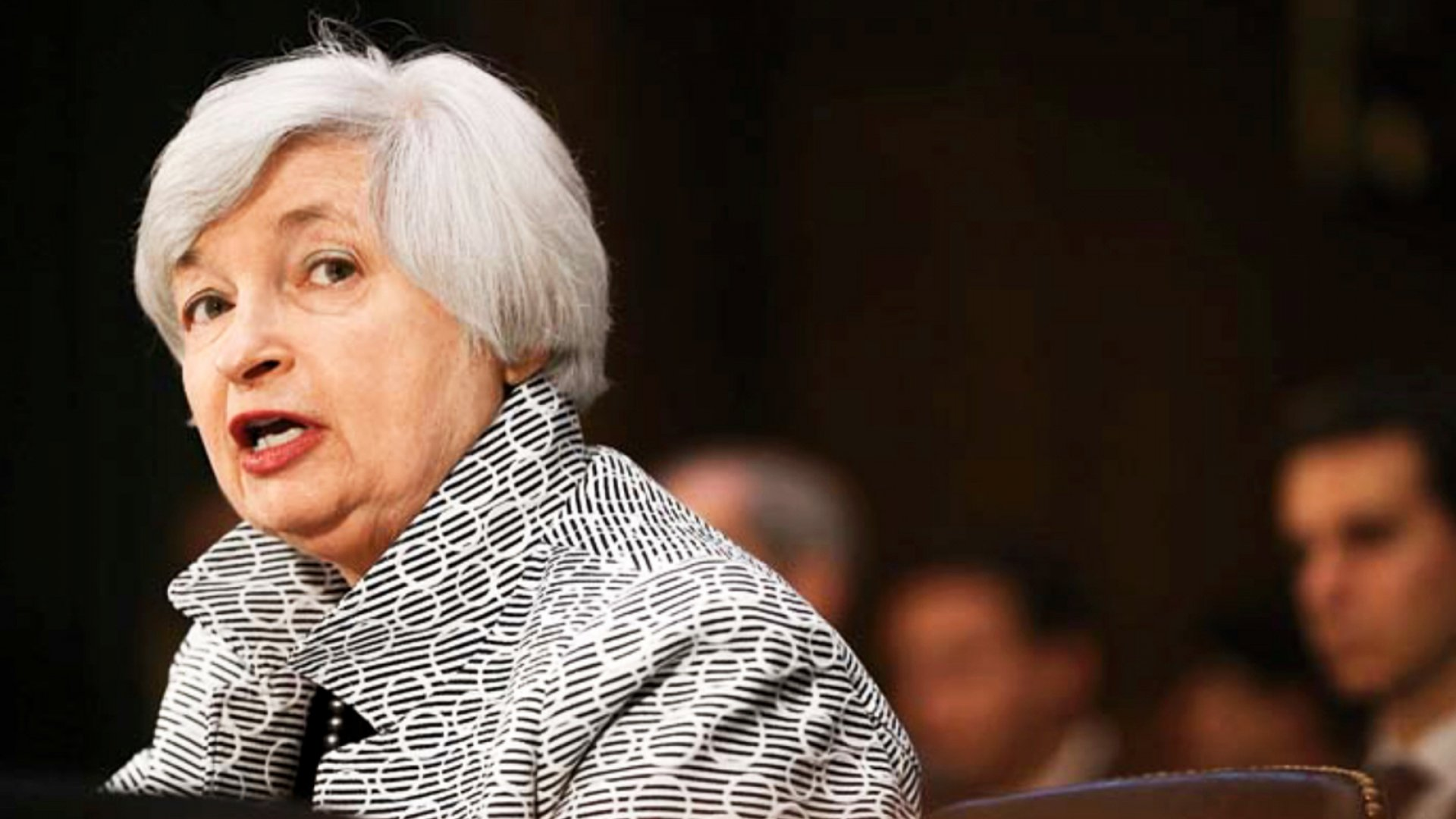 """Federal Reserve chair Janet Yellen said in November the U.S. economy """"is pretty strong and growing at a solid pace."""" On Dec. 16, 2015, the U.S. Federal Reserve raised interest rates for the first time since 2006."""
