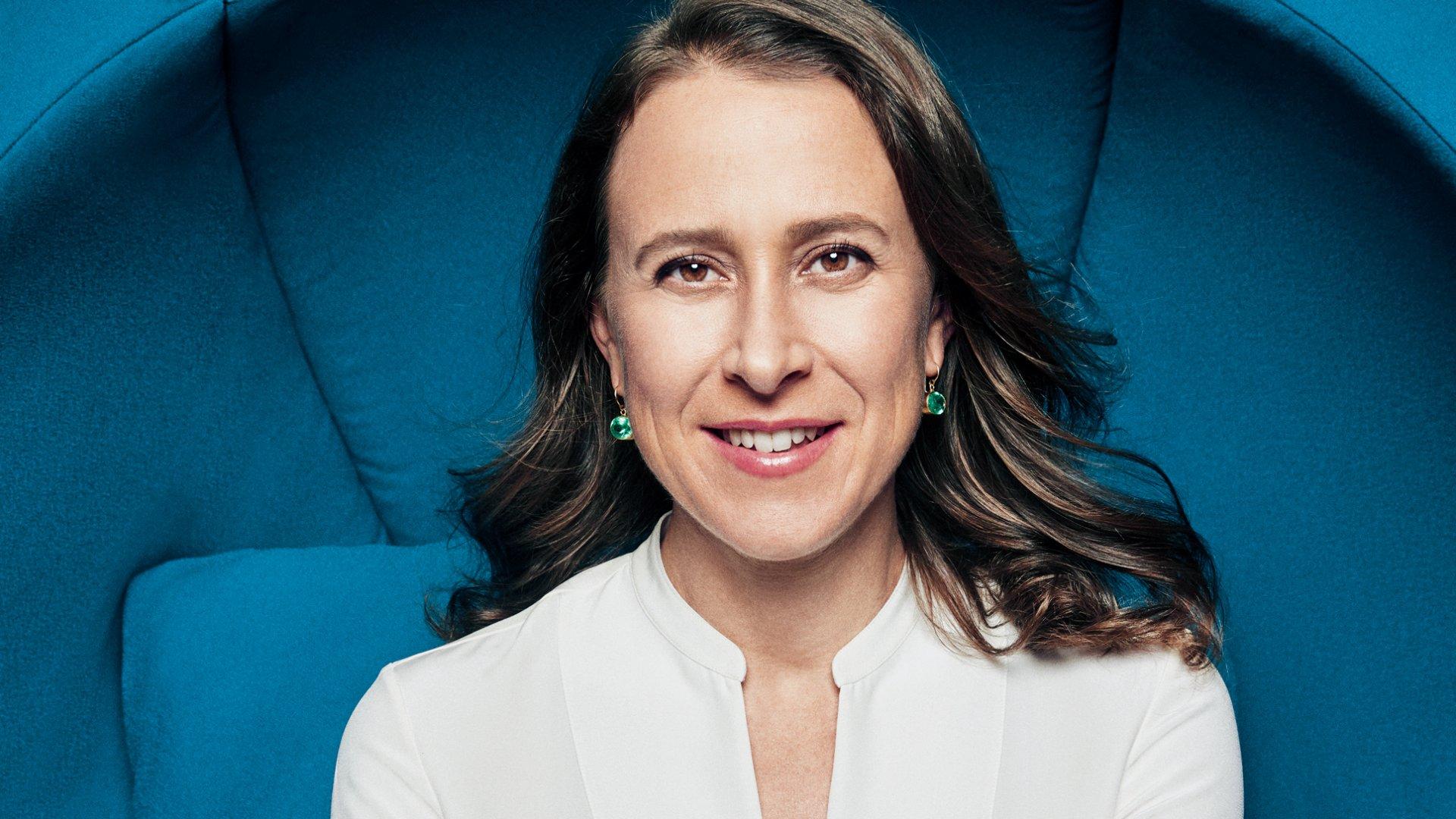 23andMe CEO Anne Wojcicki.