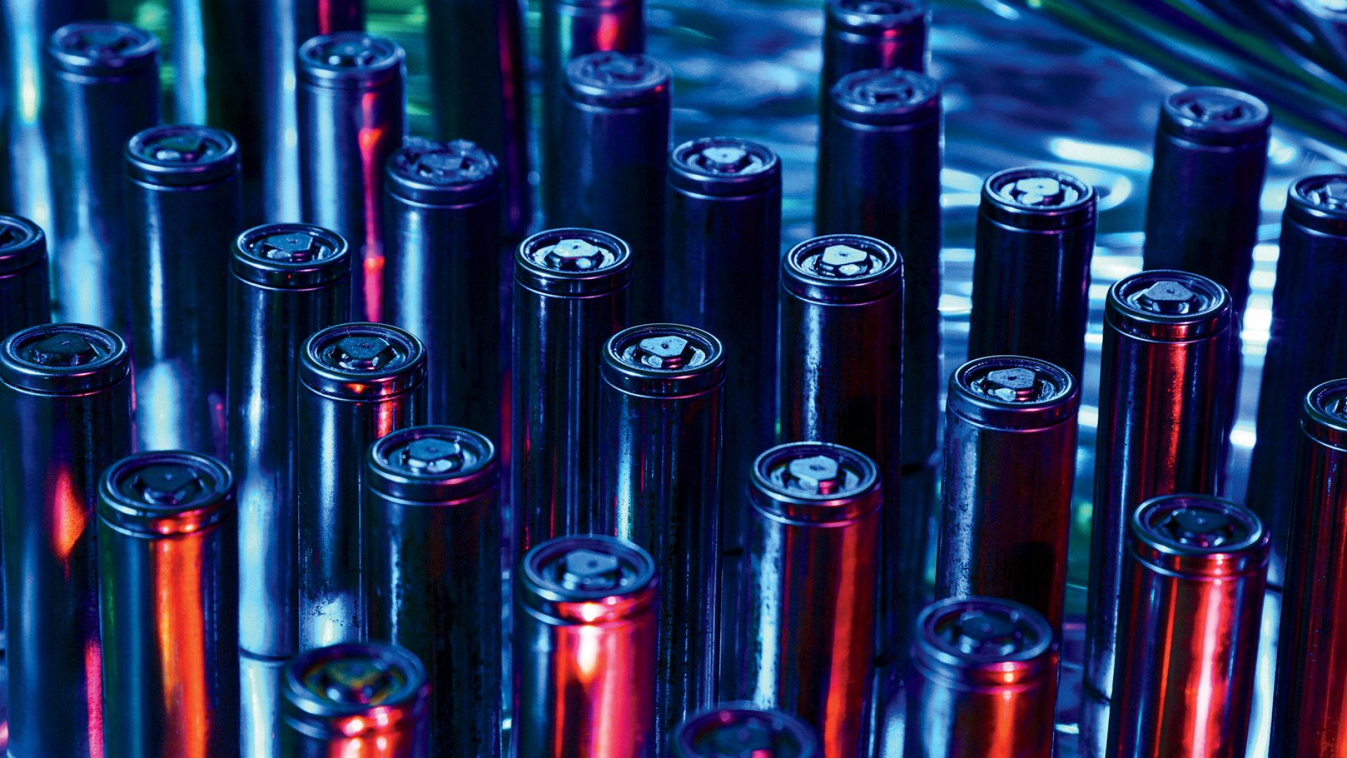 CANNED HEAT: Lithium-ion batteries were created in the 1970s, long before smartphones or Teslas, yet today they power these devices and many other parts of our modern lives.