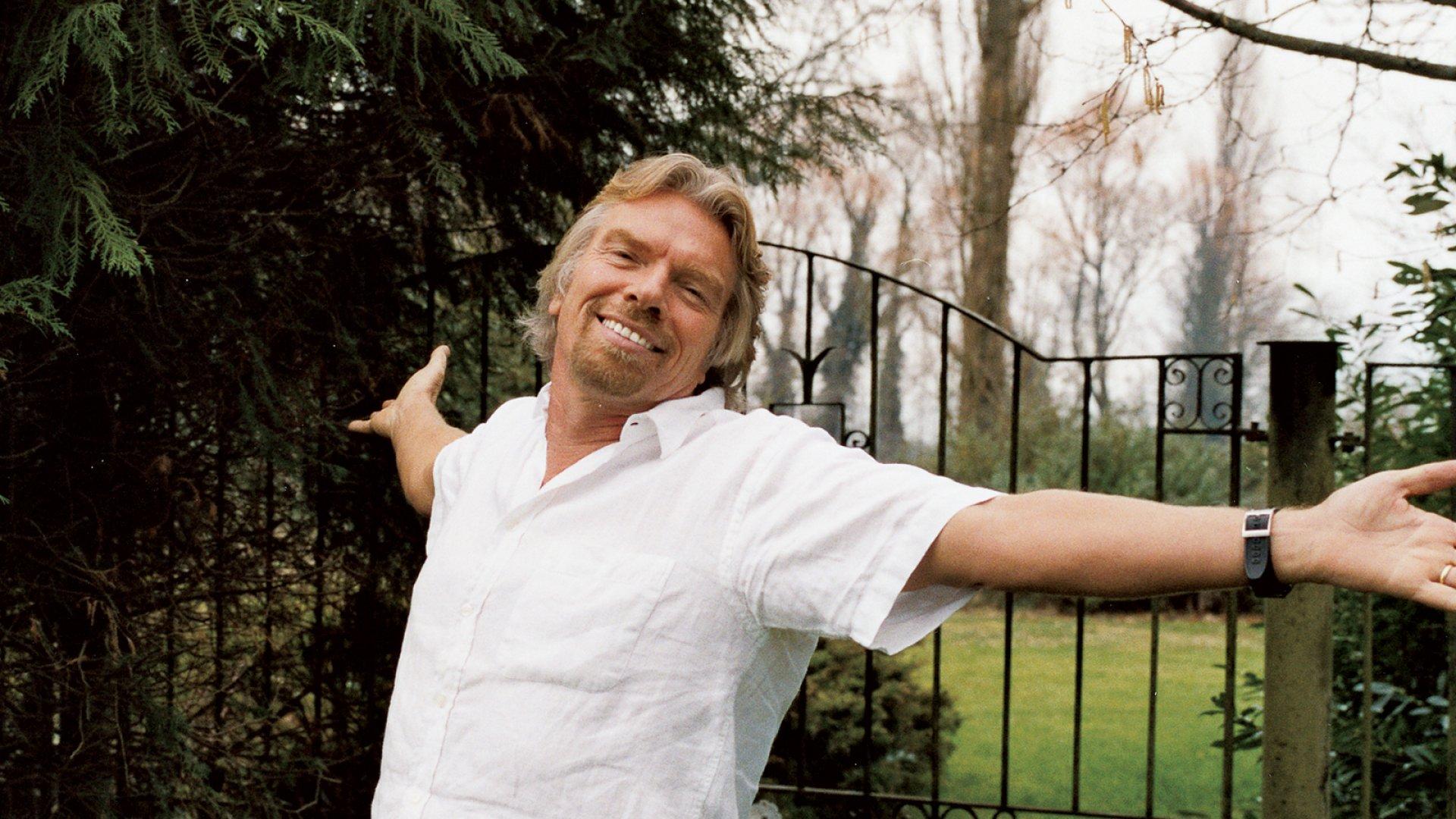 Richard Branson,  Virgin Group